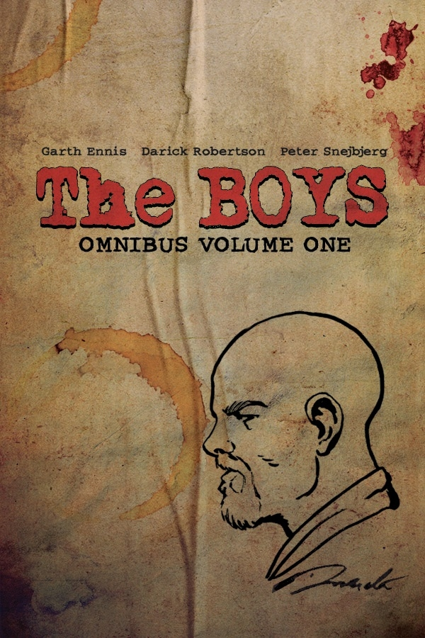 BOYS OMNIBUS TP VOL 02 ROBERTSON SGN & REMARKED ED (MR)