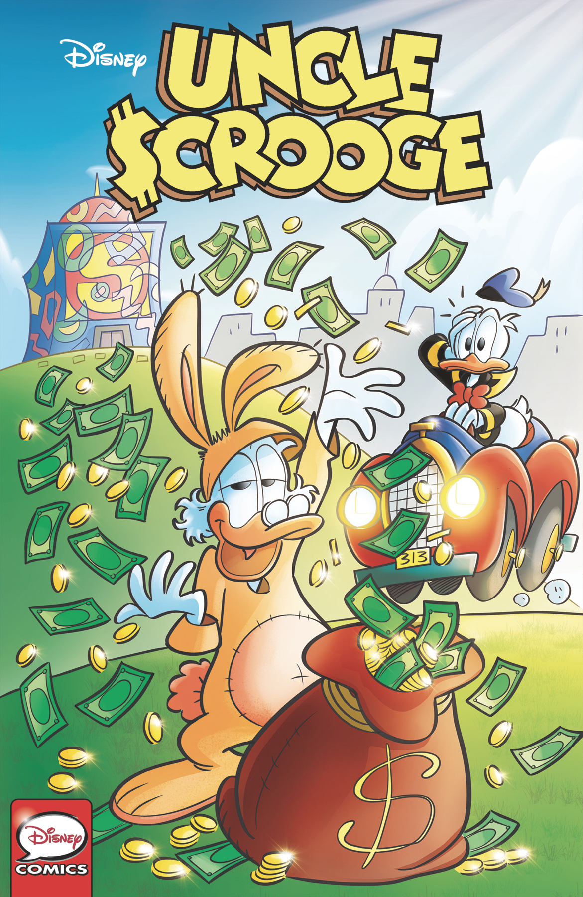 UNCLE SCROOGE TP VOL 12 CURSED CELL PHONE