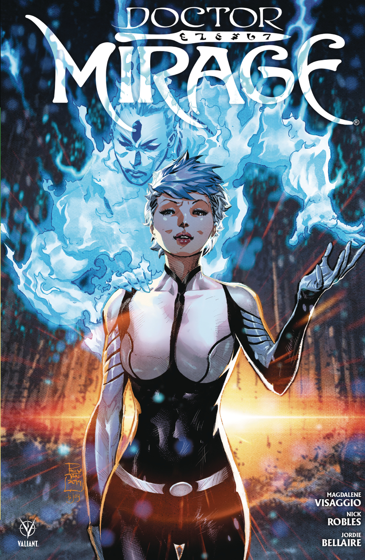 DOCTOR MIRAGE TP VOL 01