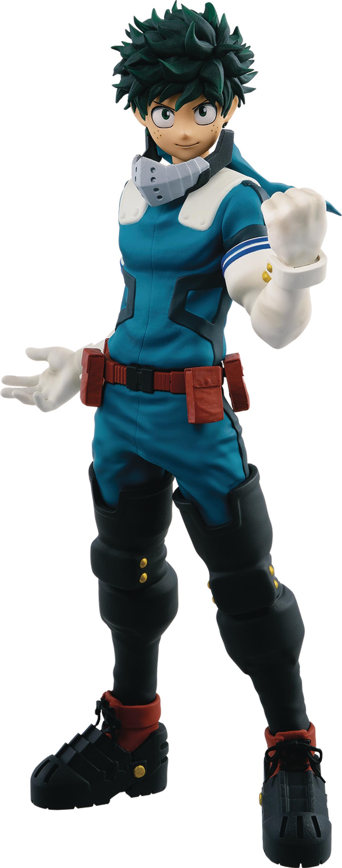 MY HERO ACADEMIA FIGHTING HEROES IZUKU MIDORIYA ICHIBAN FIG