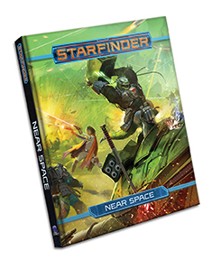 STARFINDER RPG NEAR SPACE HC