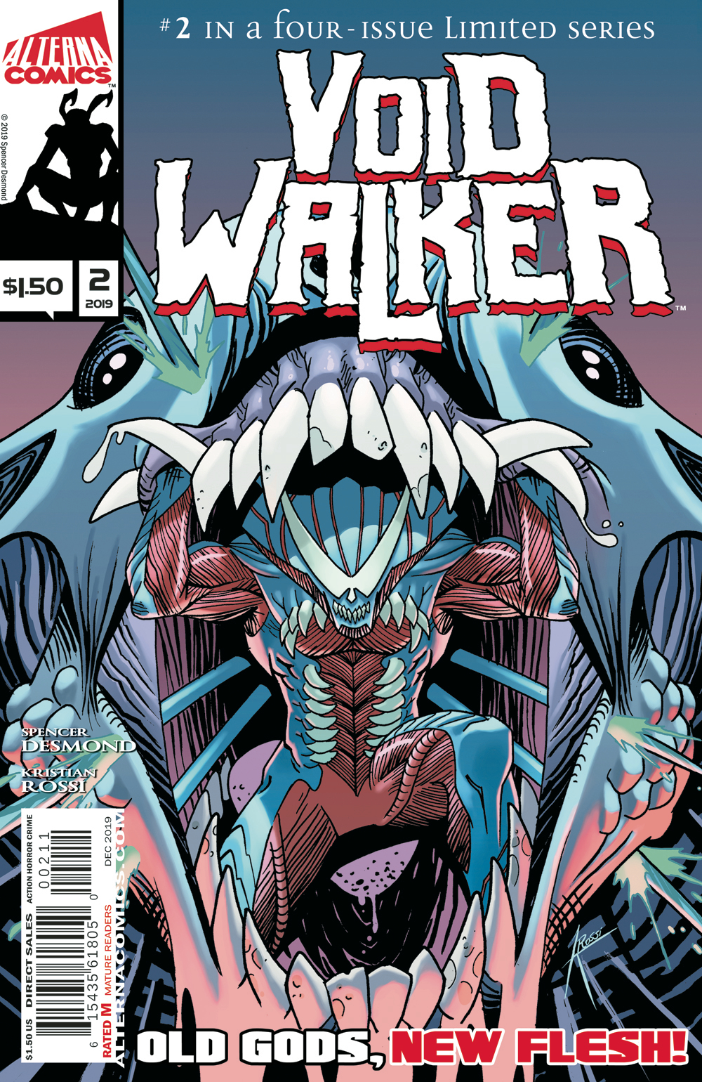 VOID WALKER #2 (OF 4) (MR)