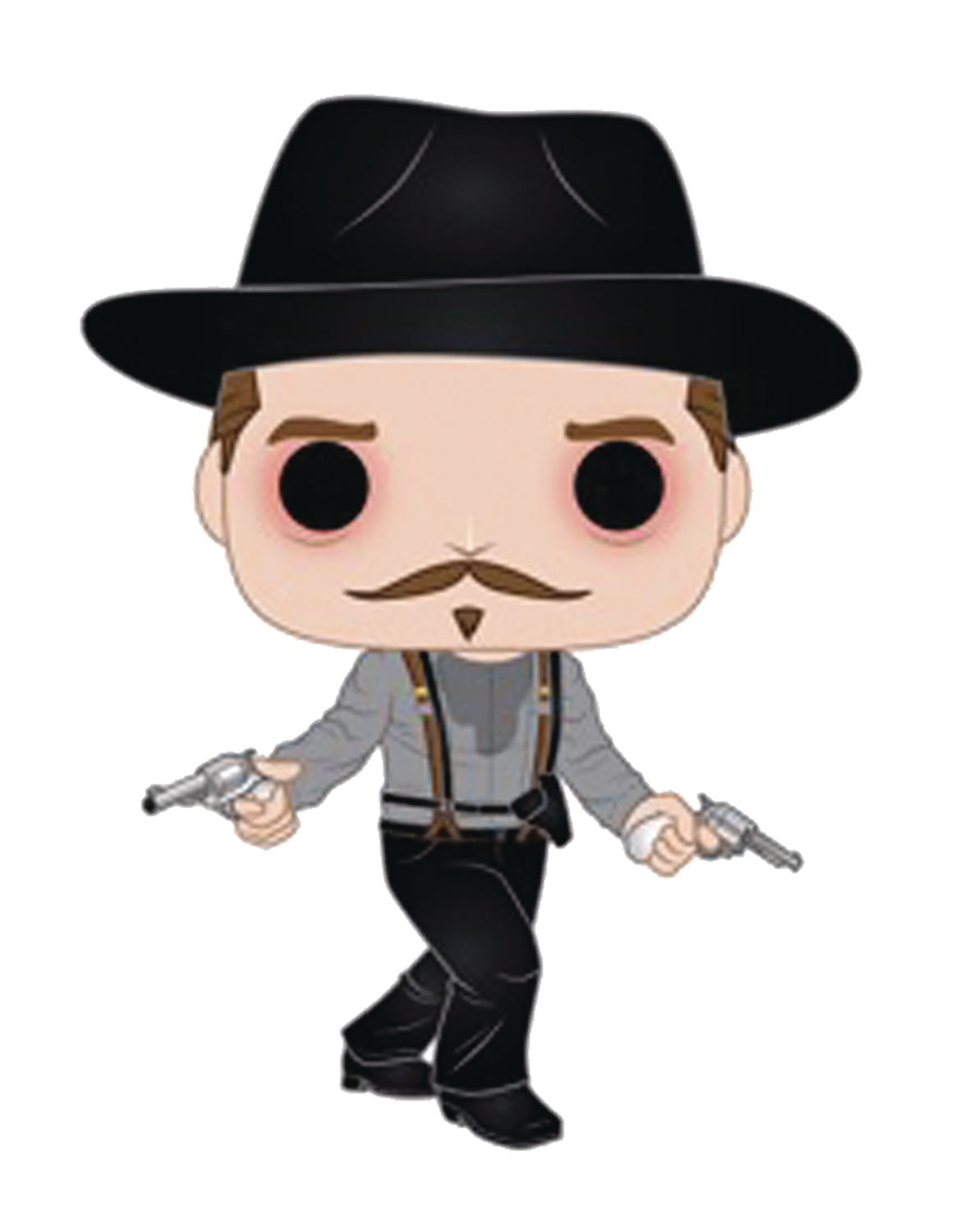 POP MOVIES TOMBSTONE DOC HOLLIDAY VINYL FIGURE