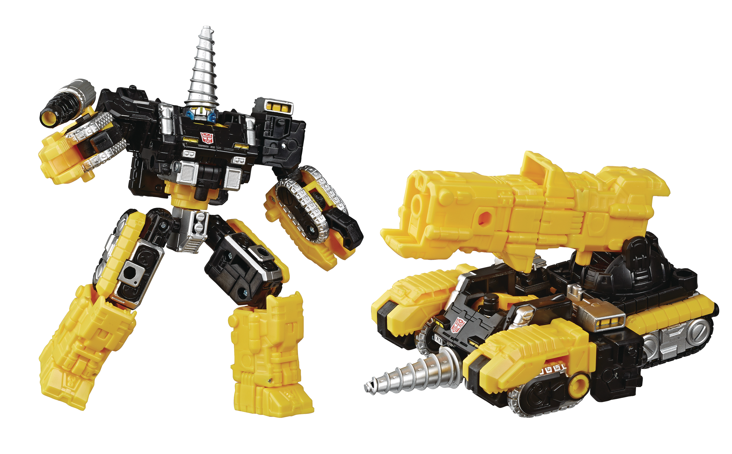TRANSFORMERS GEN SELECTS POWERDASHER DRILL DLX AF CS  (