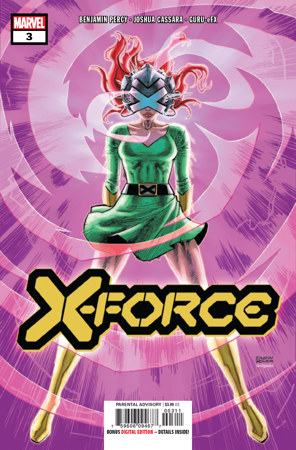 X-FORCE #3 DX