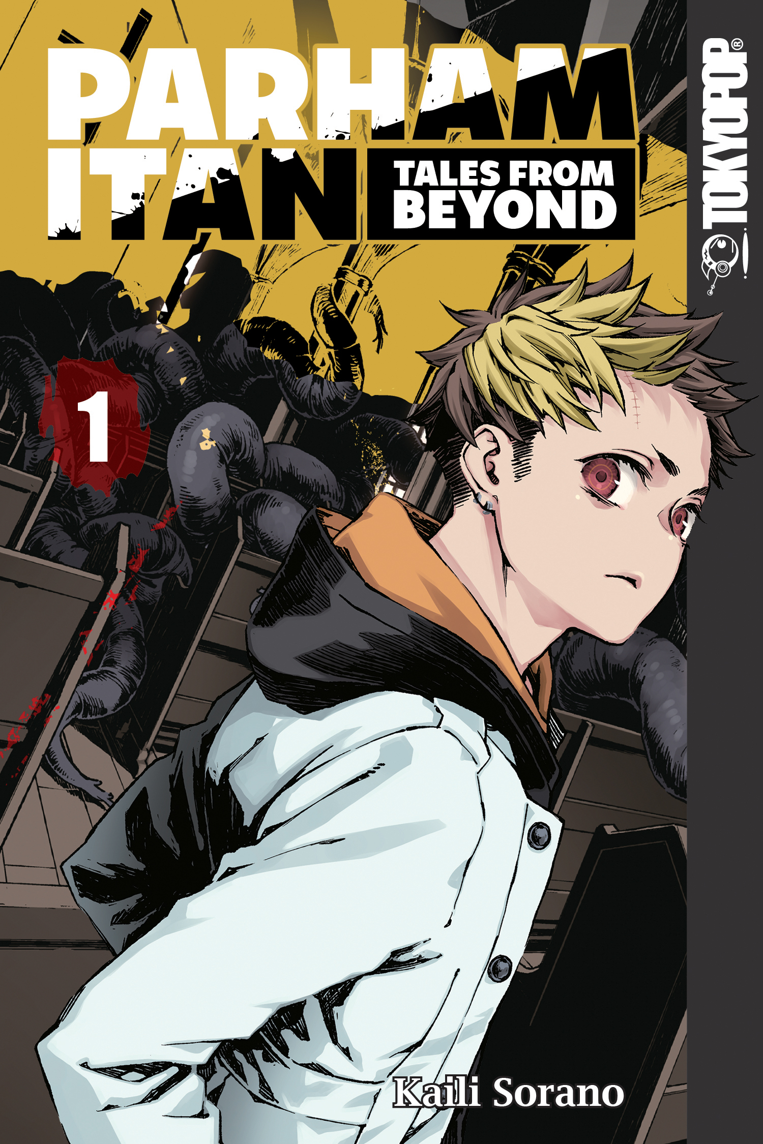 PARHAM ITAN TALES FROM BEYOND GN VOL 01