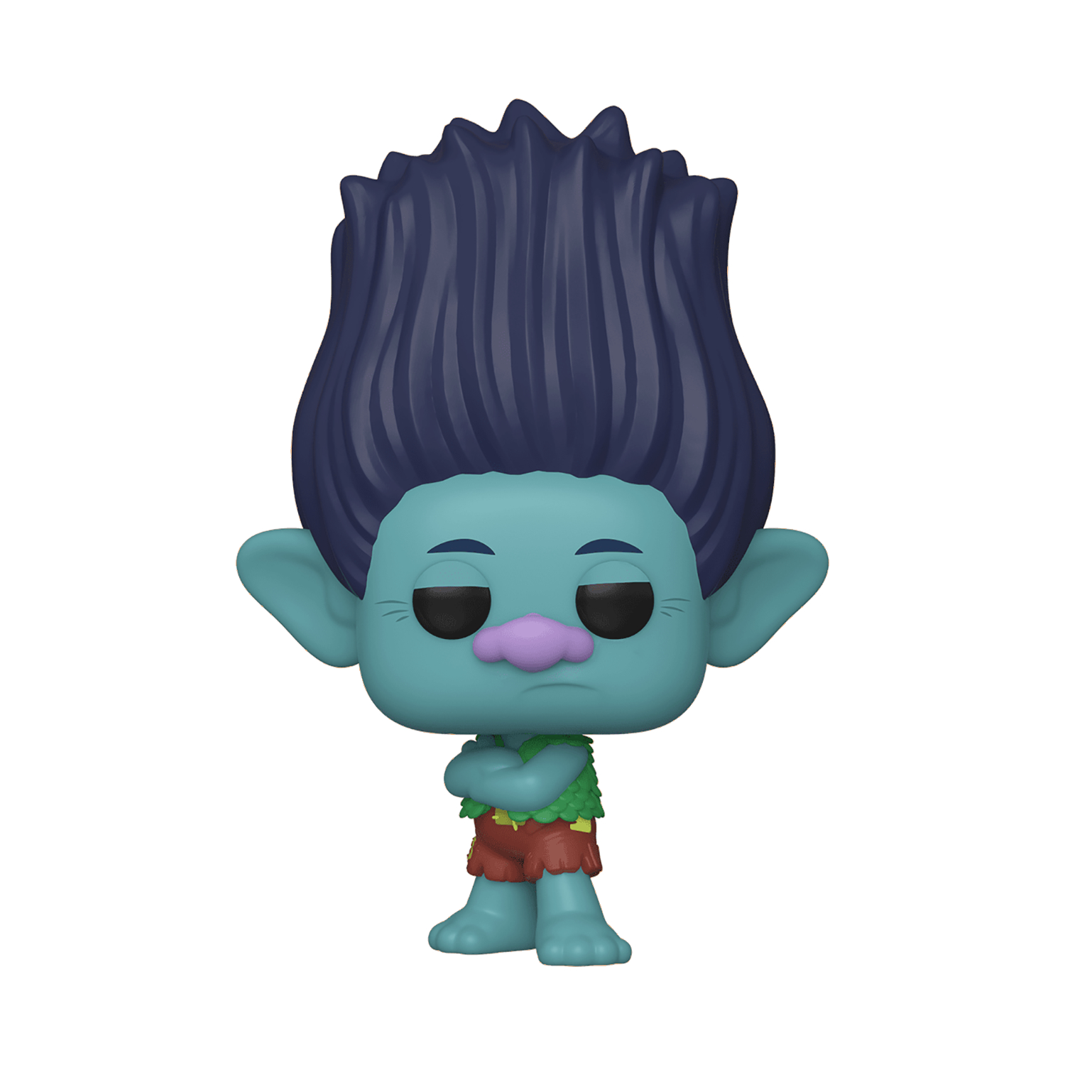 POP MOVIES TROLLS WORLD TOUR BRANCH W/ CHASE VIN FIG