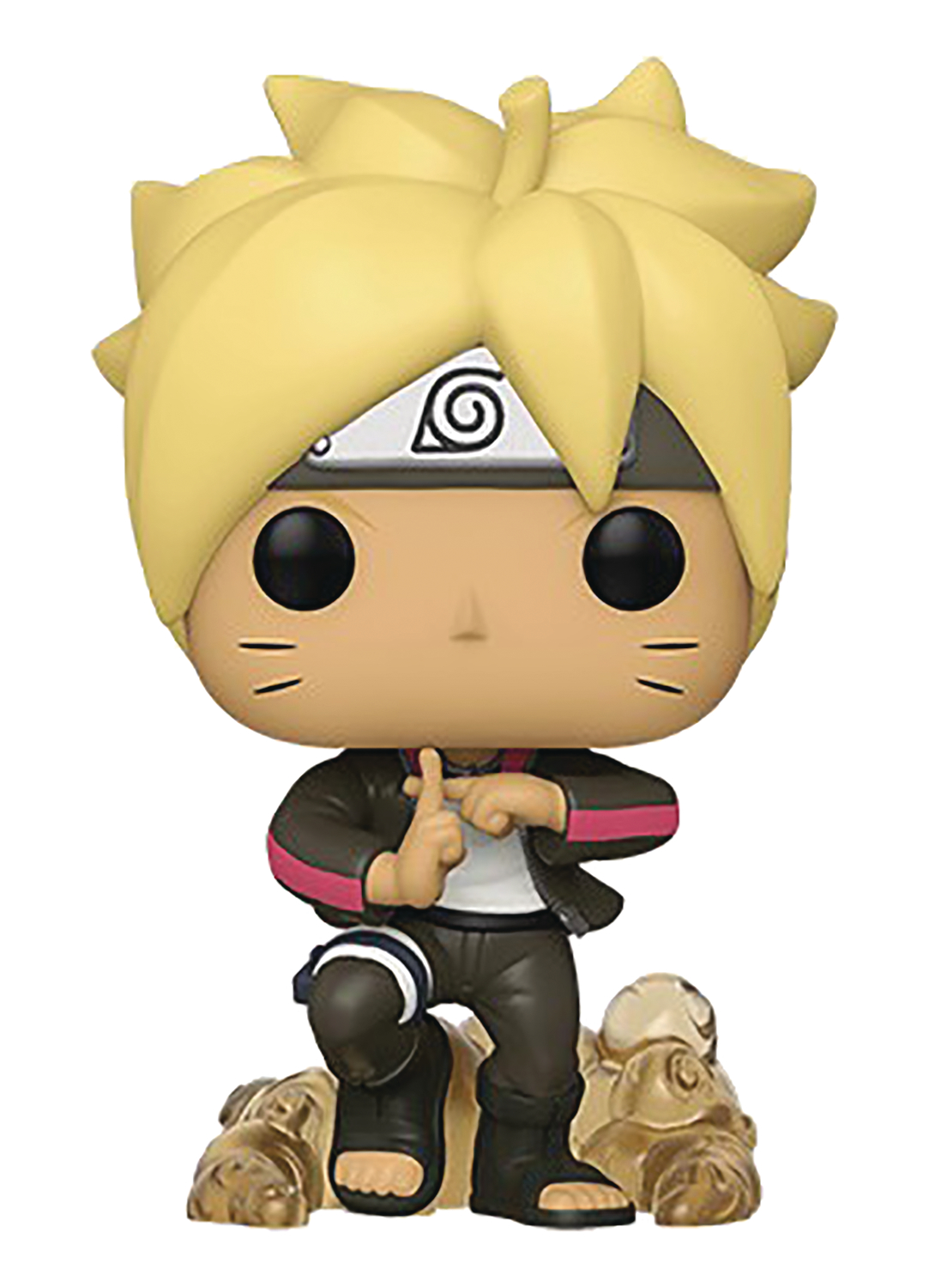 POP ANIMATION BORUTO UZUMAKI VIN FIG
