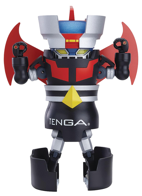 MAZINGER TENGA ROBO TRANSFORMING ROBOT AF
