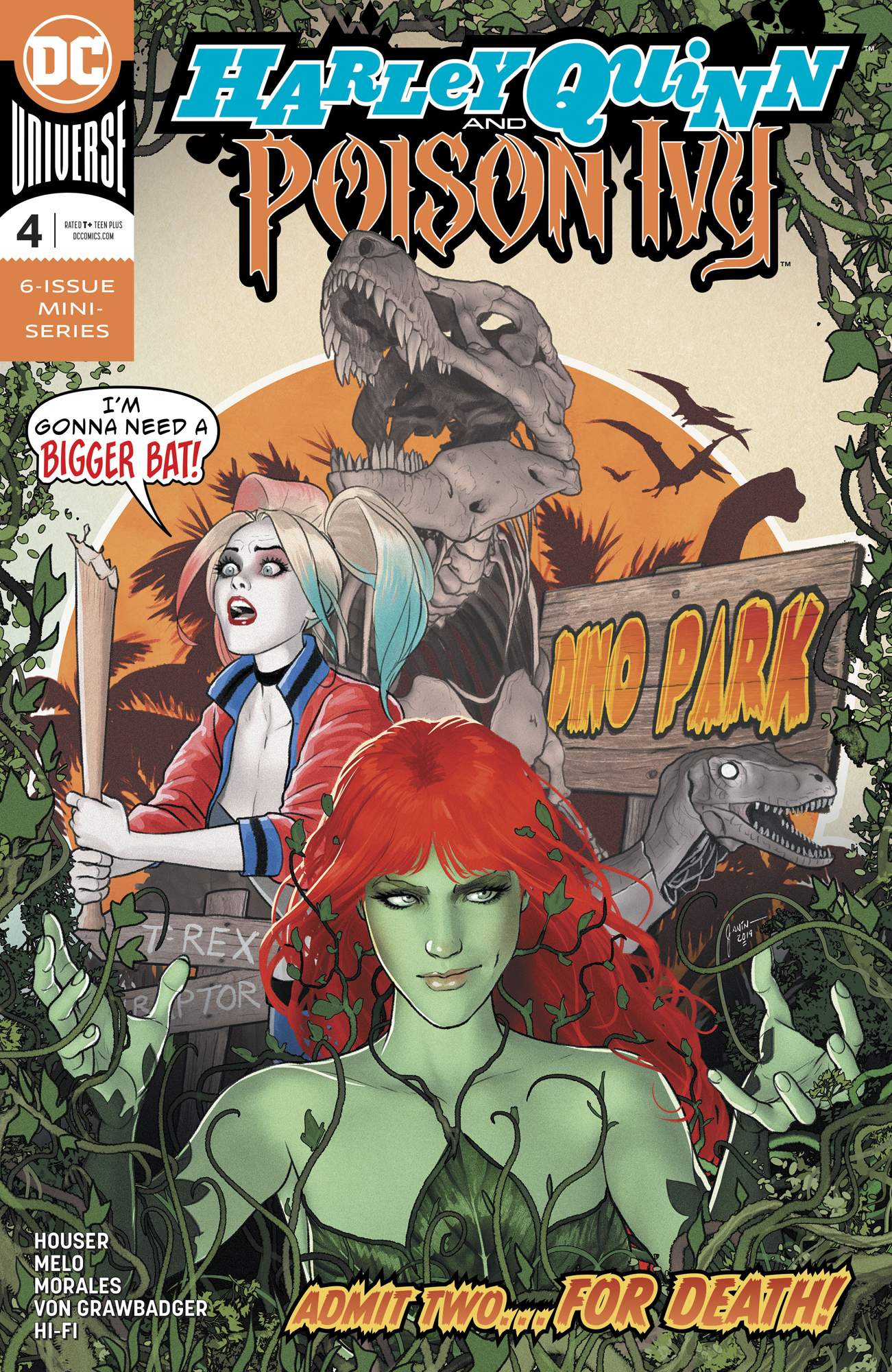 Image result for harley and ivy 4