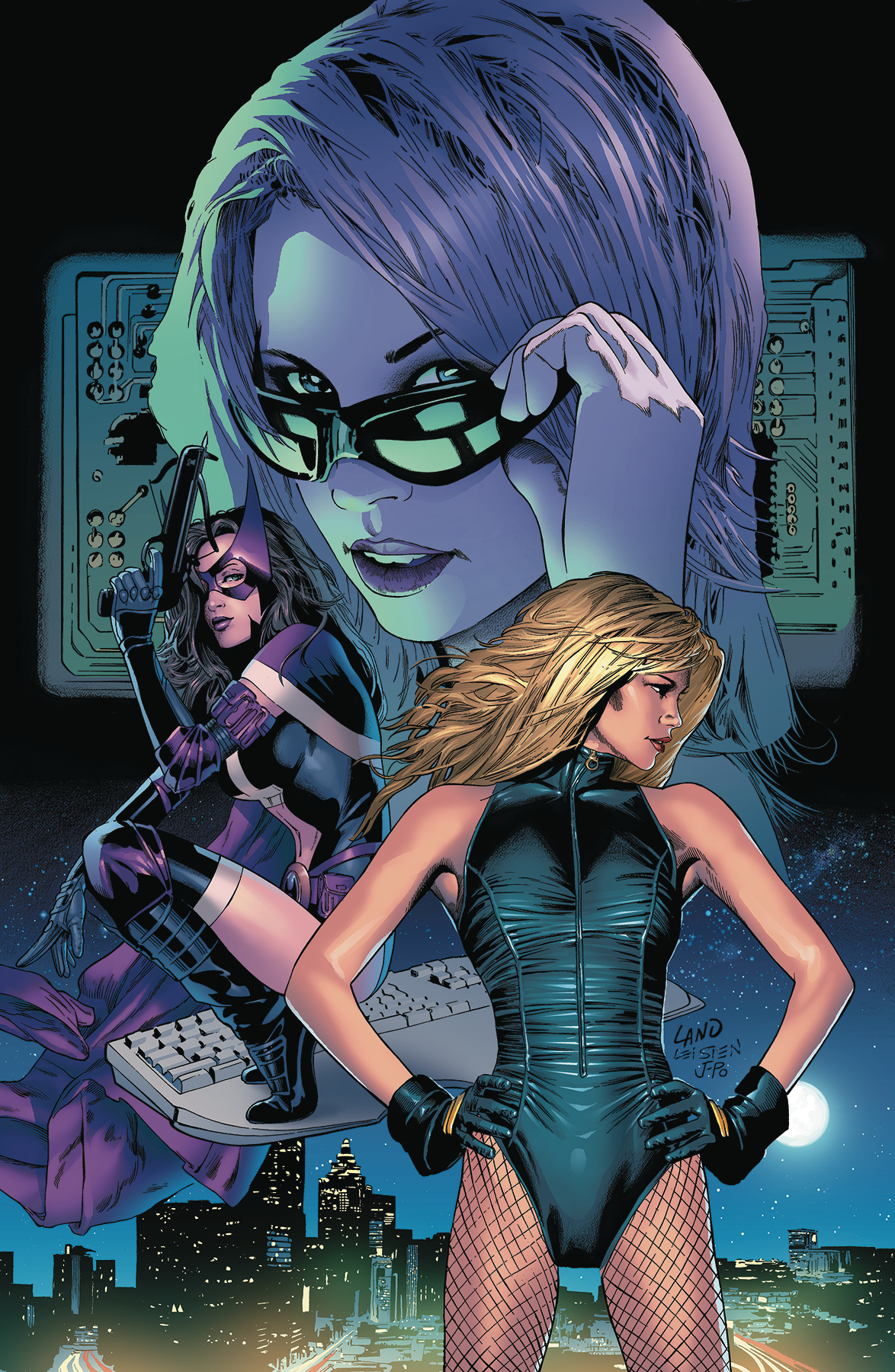 BIRDS OF PREY MURDER AND MYSTERY TP
