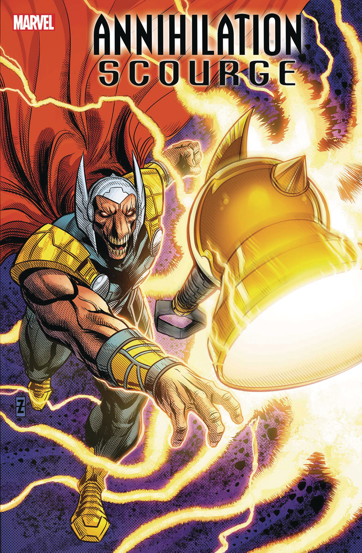 ANNIHILATION SCOURGE BETA RAY BILL #1 ZIRCHER VAR