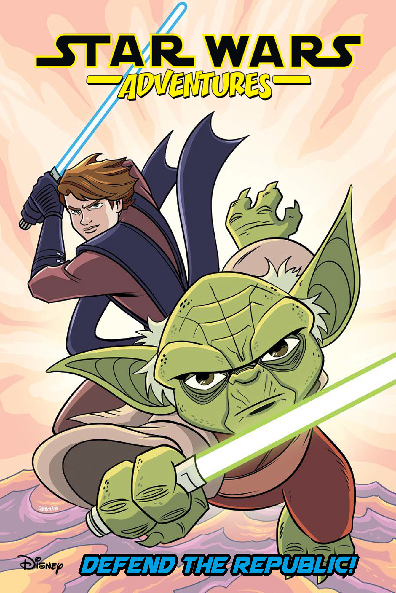 STAR WARS ADVENTURES TP VOL 08 DEFEND THE REPUBLIC