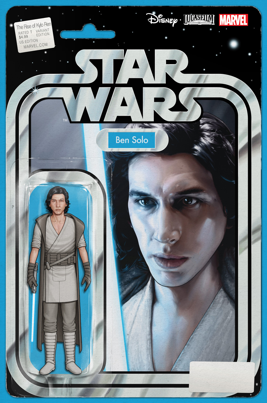 STAR WARS RISE KYLO REN #1 (OF 4) CHRISTOPHER ACTION FIGURE