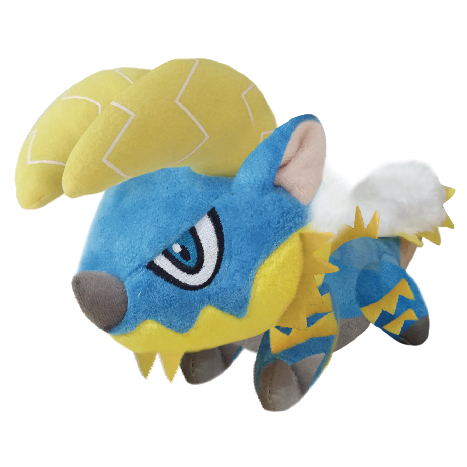 MONSTER HUNTER MONSTER CHIBI PLUSH TOY ZINOGRE