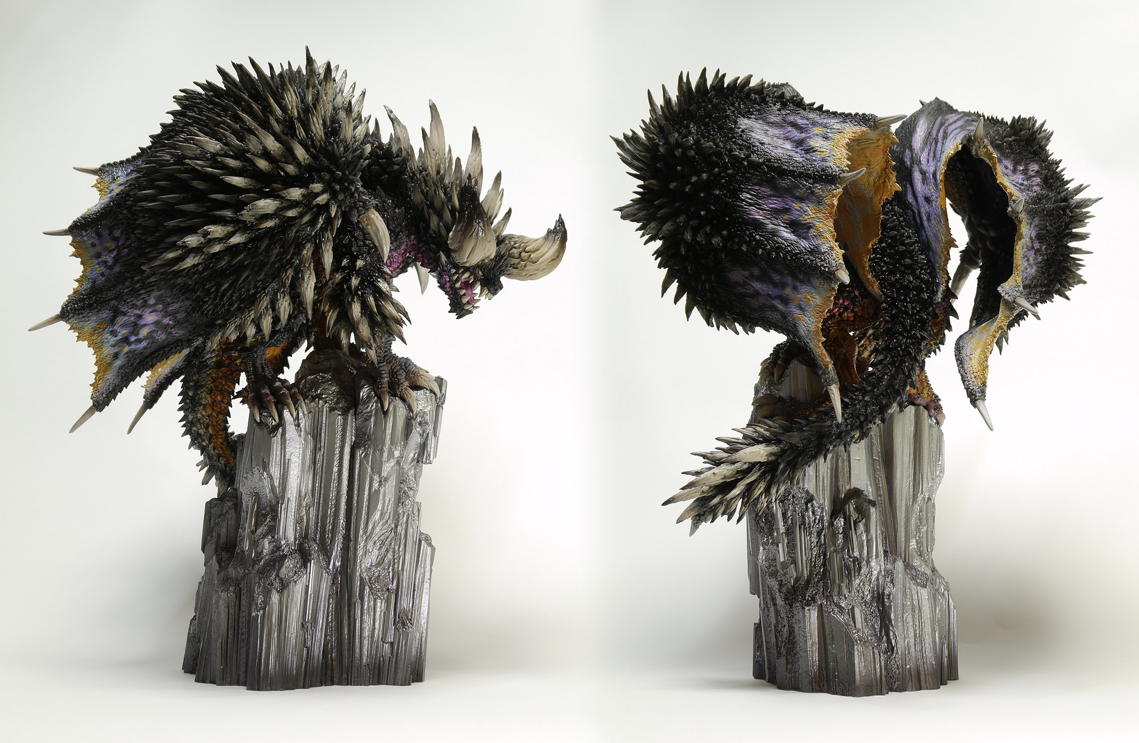 MONSTER HUNTER CREATORS MODEL NERGIGANTE