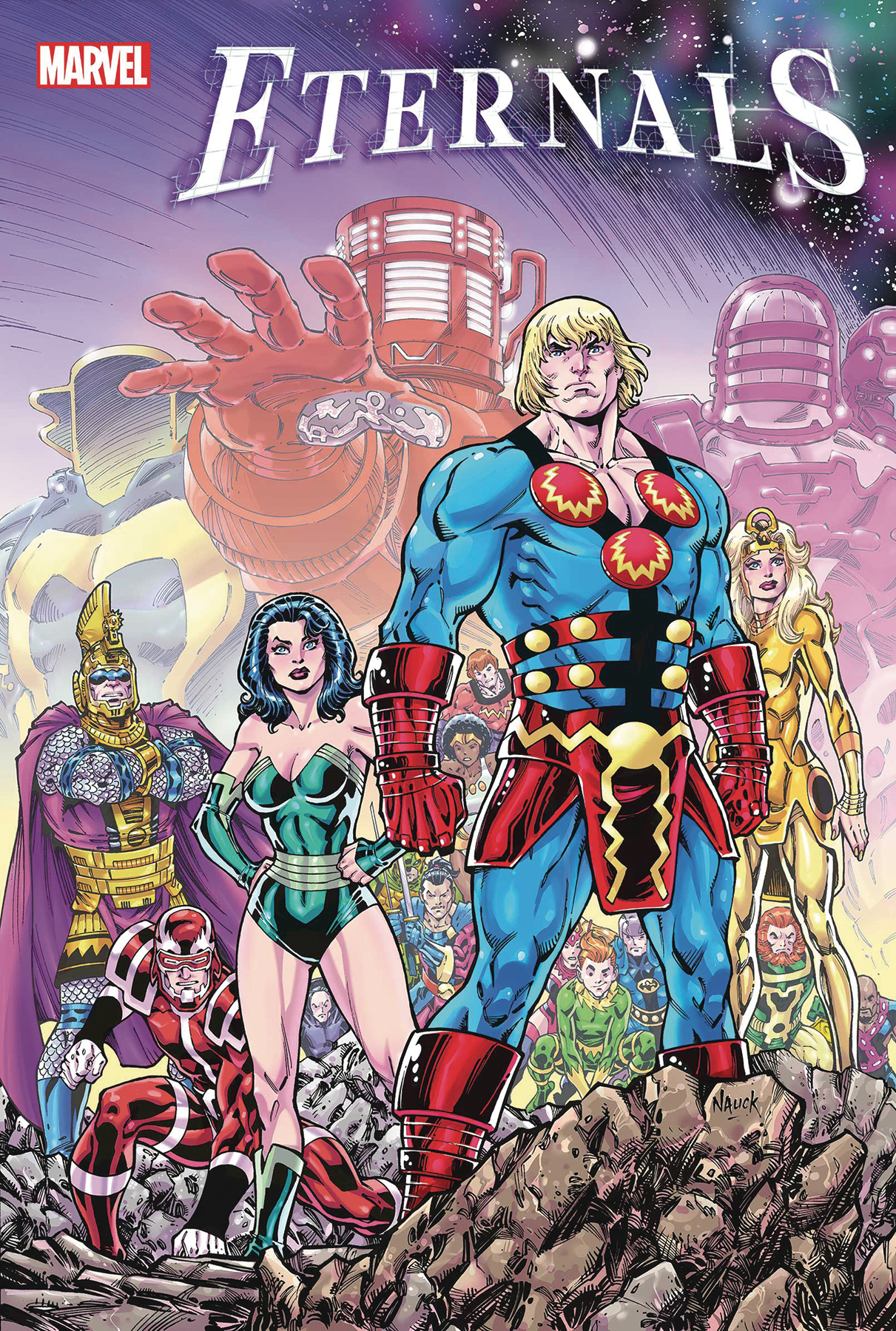 Image result for the eternals comics""