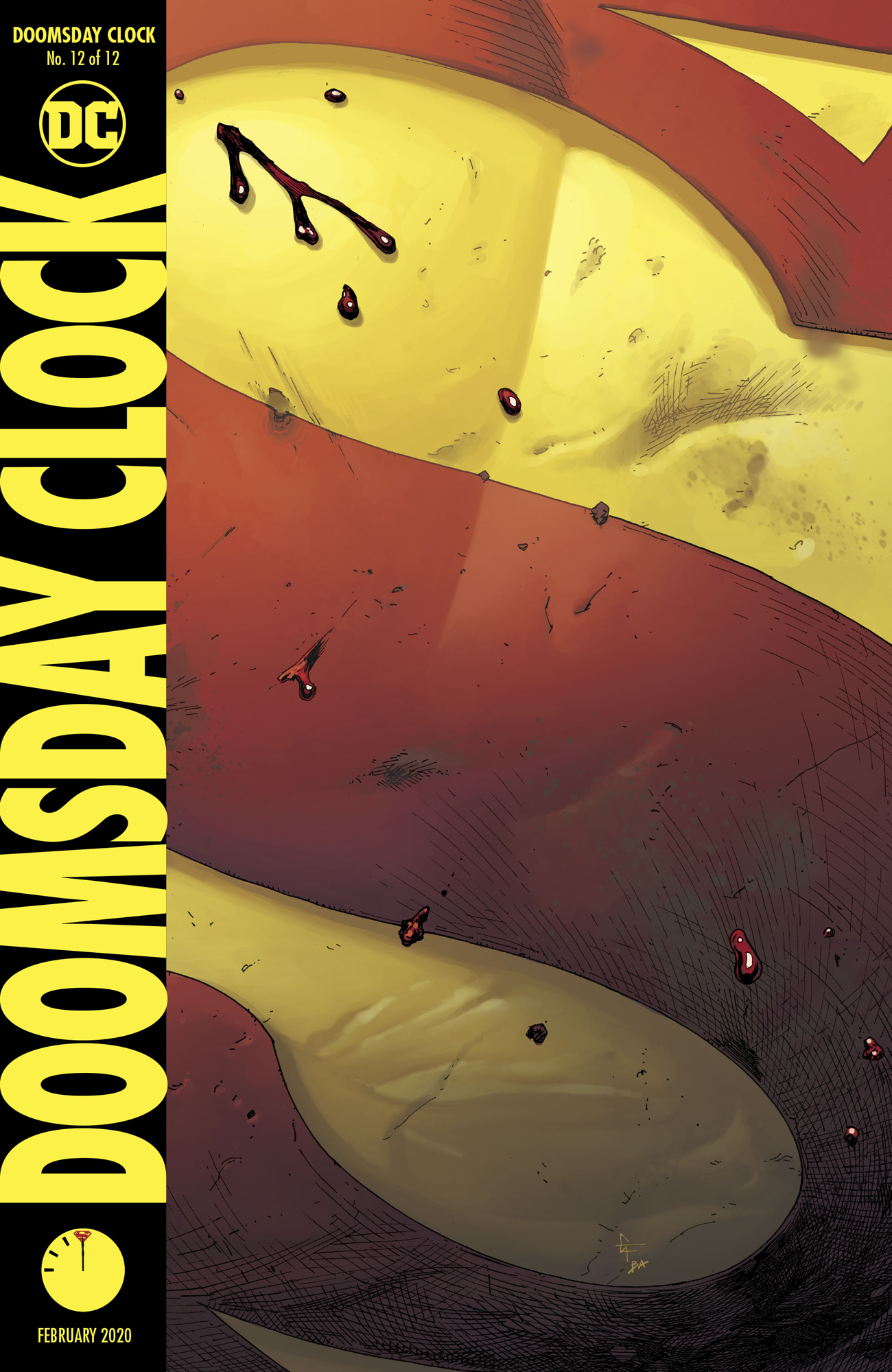 Oct190523 Doomsday Clock 12 Of 12 Previews World