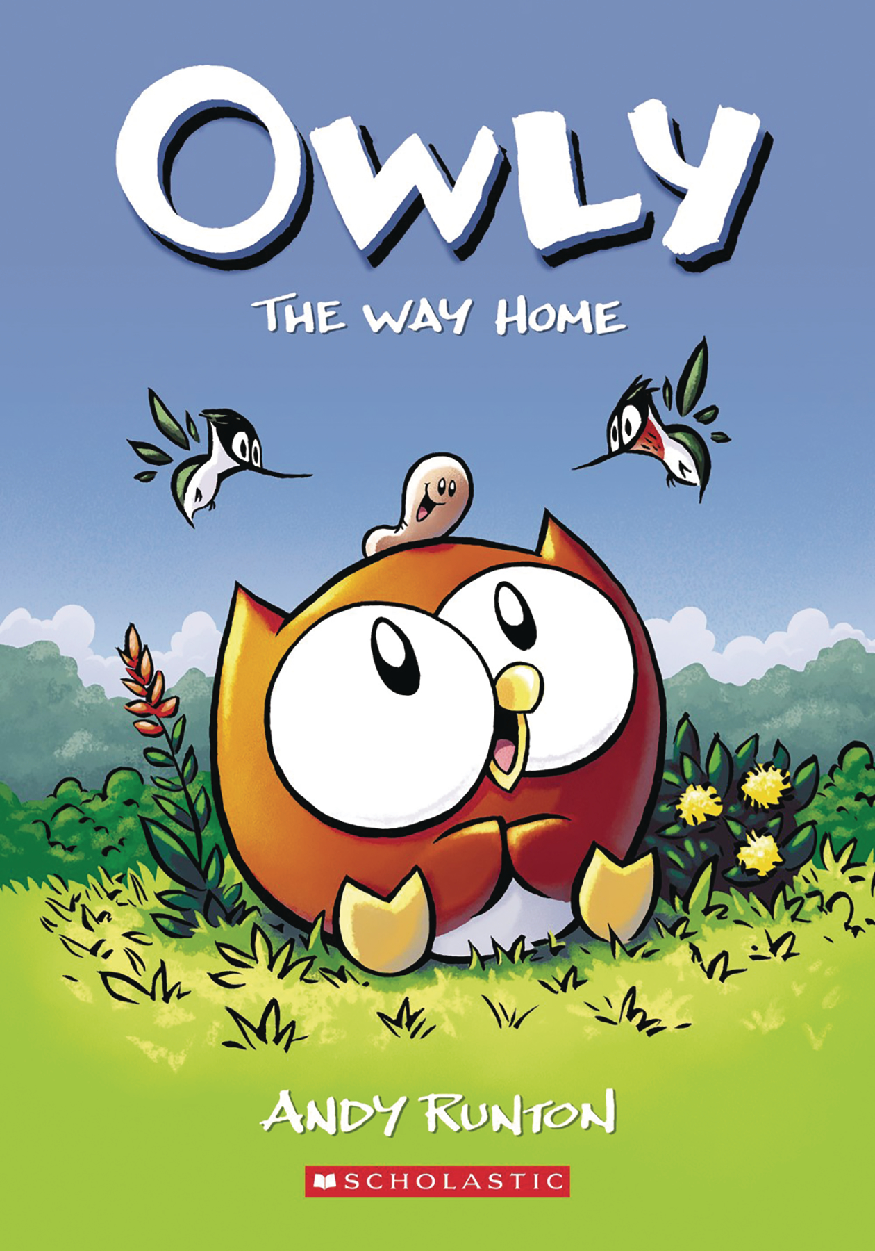 OWLY COLOR ED GN VOL 01 WAY HOME