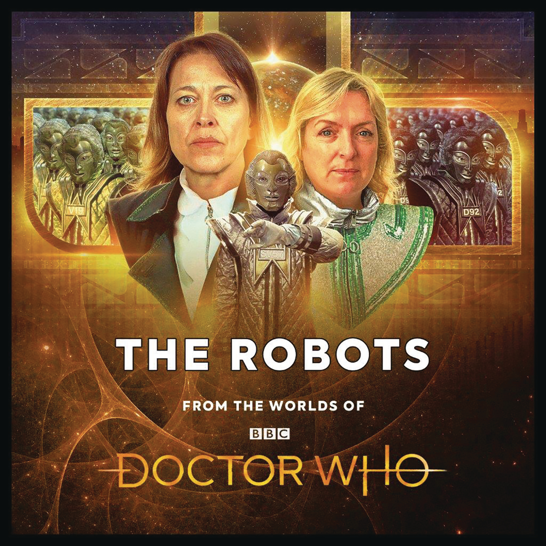 ROBOTS FROM WORLD OF DOCTOR WHO AUDIO CD SET