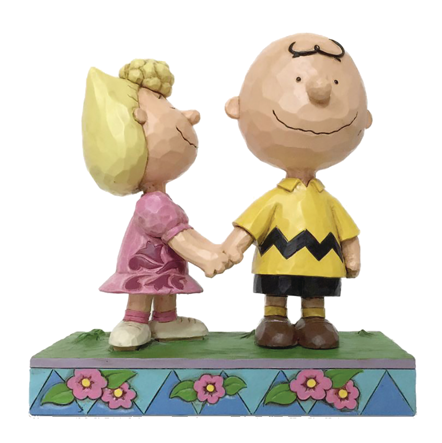 CHARLIE BROWN AND SALLY FIGURE