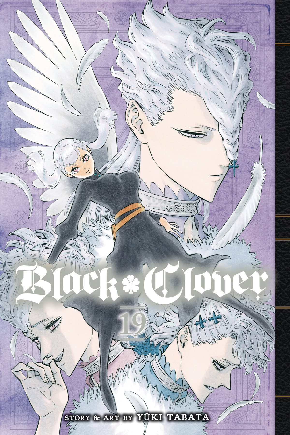 BLACK CLOVER GN VOL 19