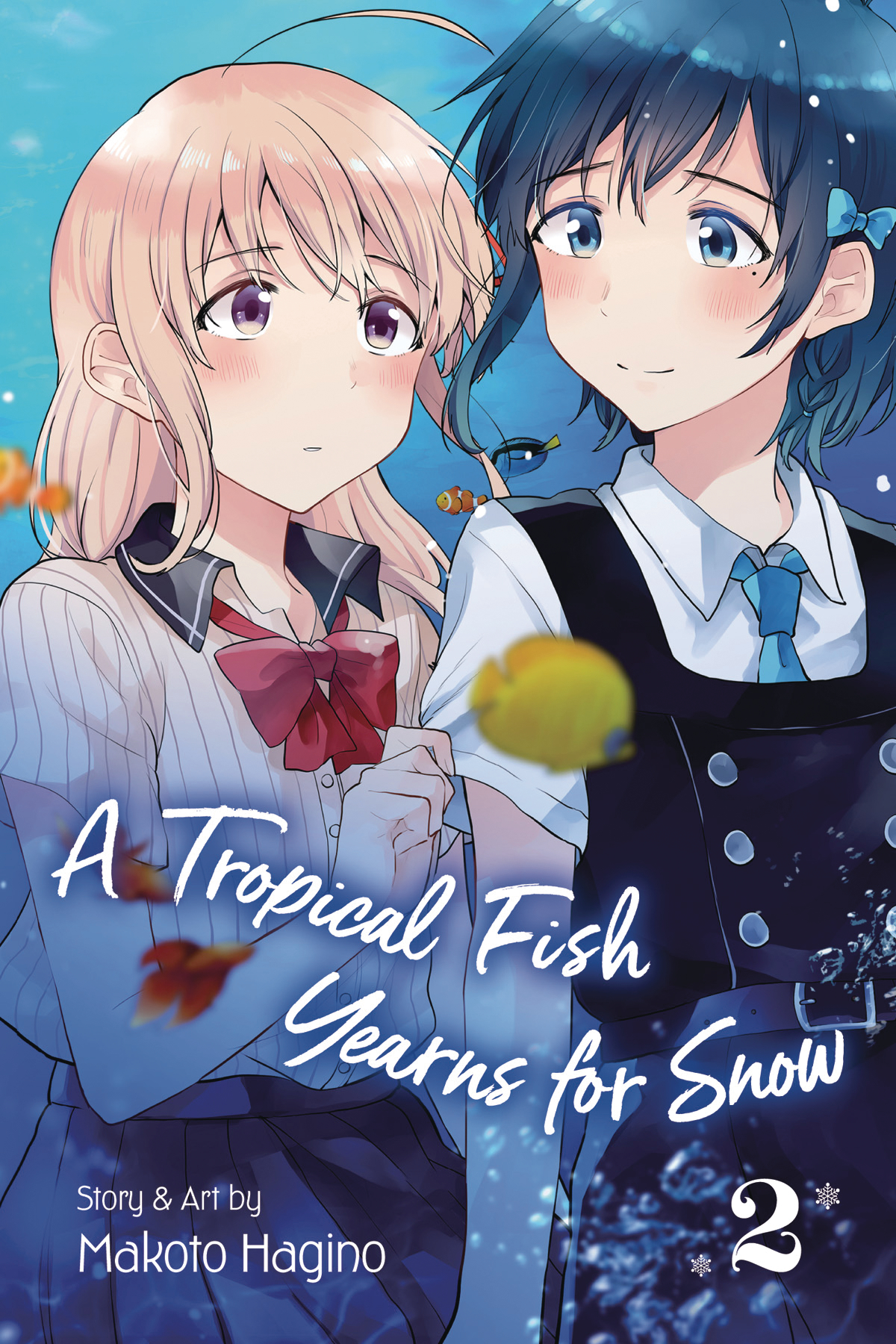 TROPICAL FISH YEARNS FOR SNOW GN VOL 02