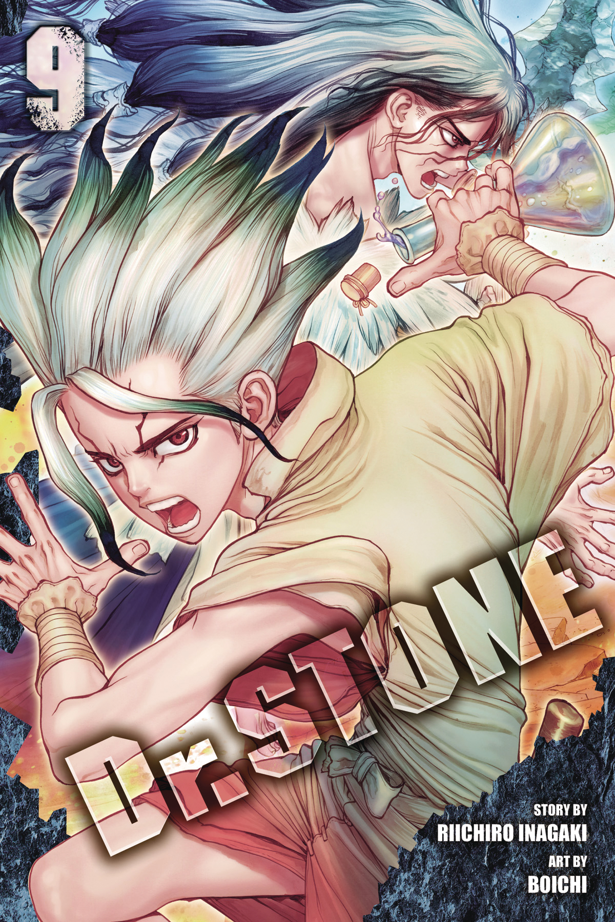 DR STONE GN VOL 09