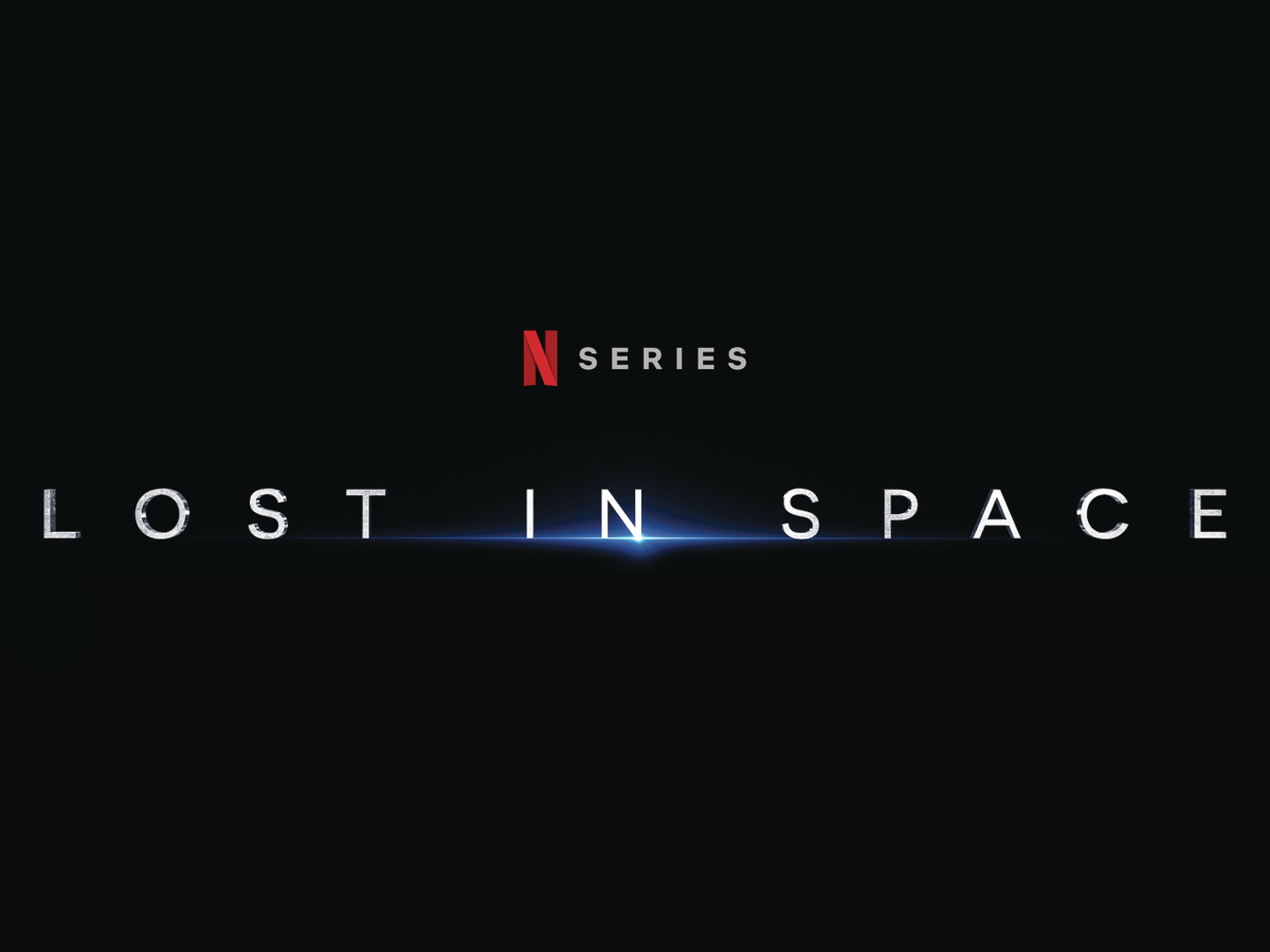 NETFLIX LOST IN SPACE SEASON ONE T/C BOX