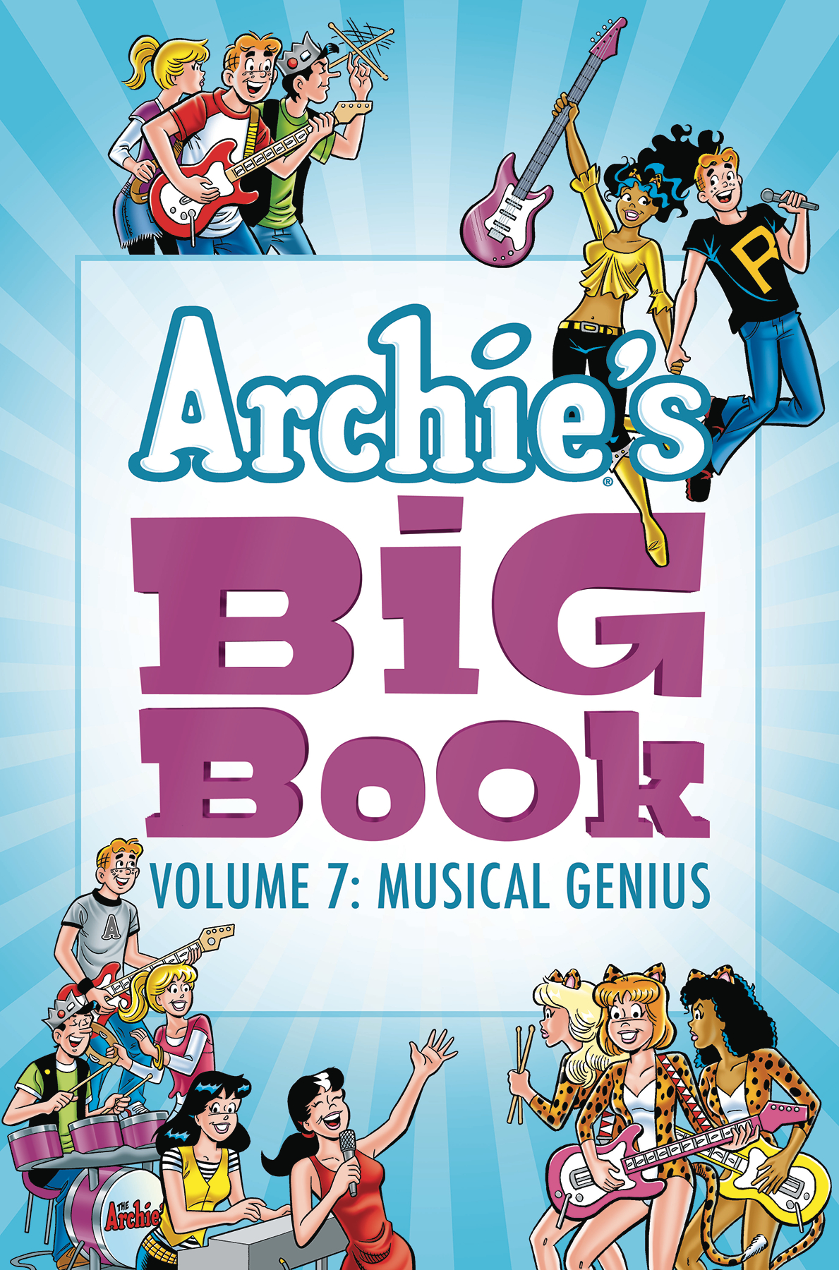 ARCHIES BIG BOOK TP VOL 07 MUSICAL GENIUS