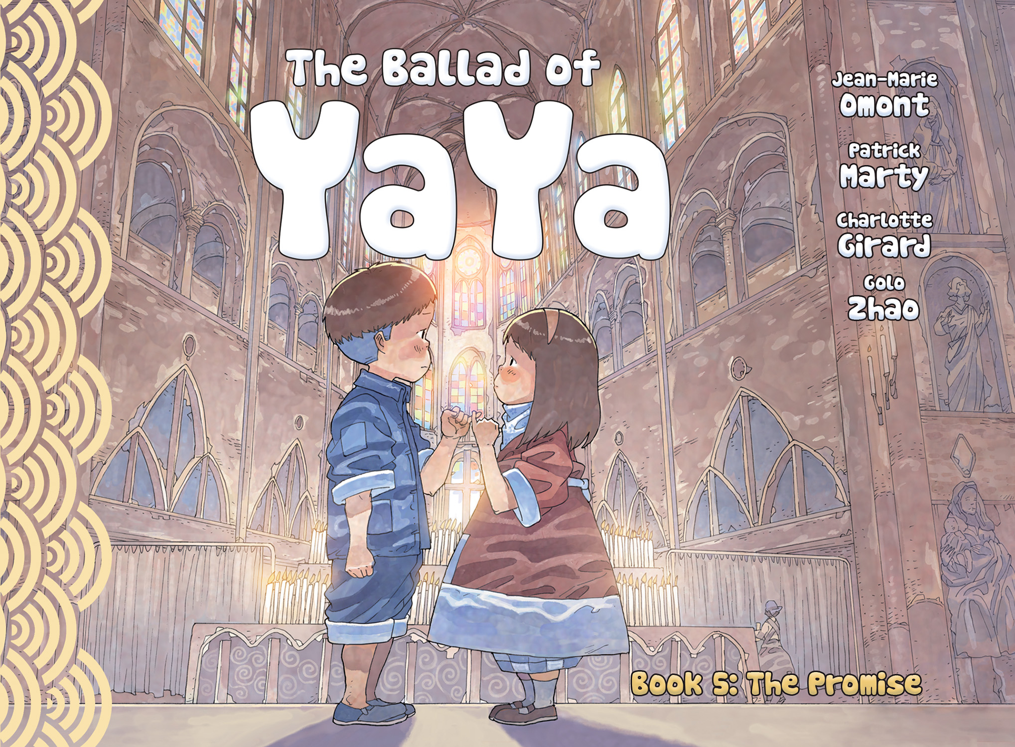 BALLAD OF YAYA GN VOL 05 PROMISE