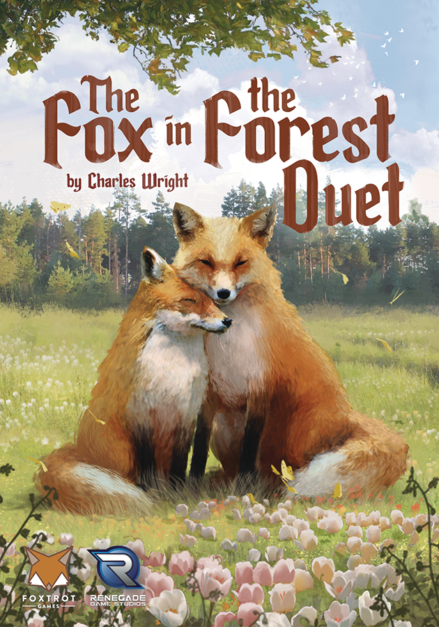 FOX IN THE FOREST DUET CARD GAME