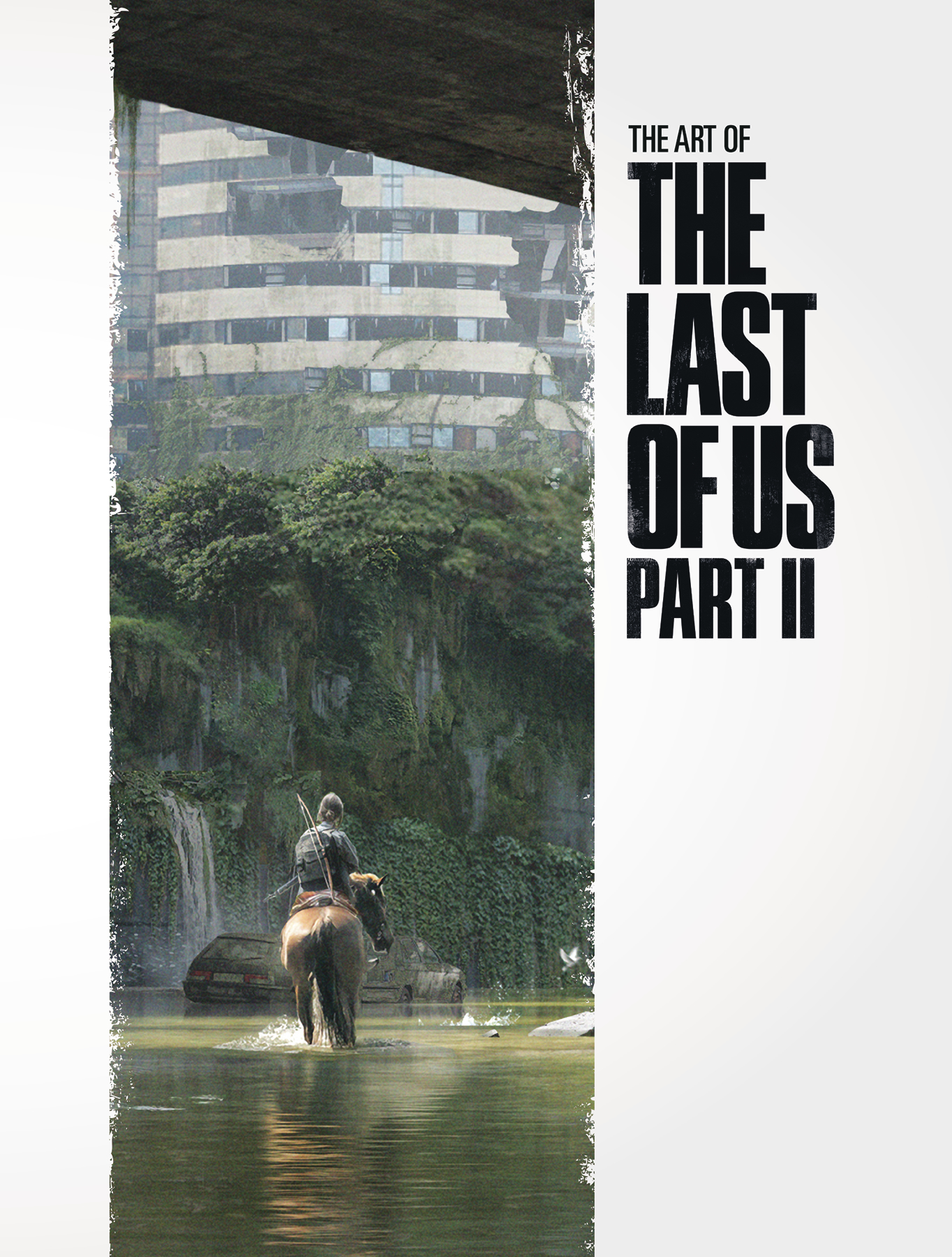ART OF THE LAST OF US PART II HC (AUG198625)