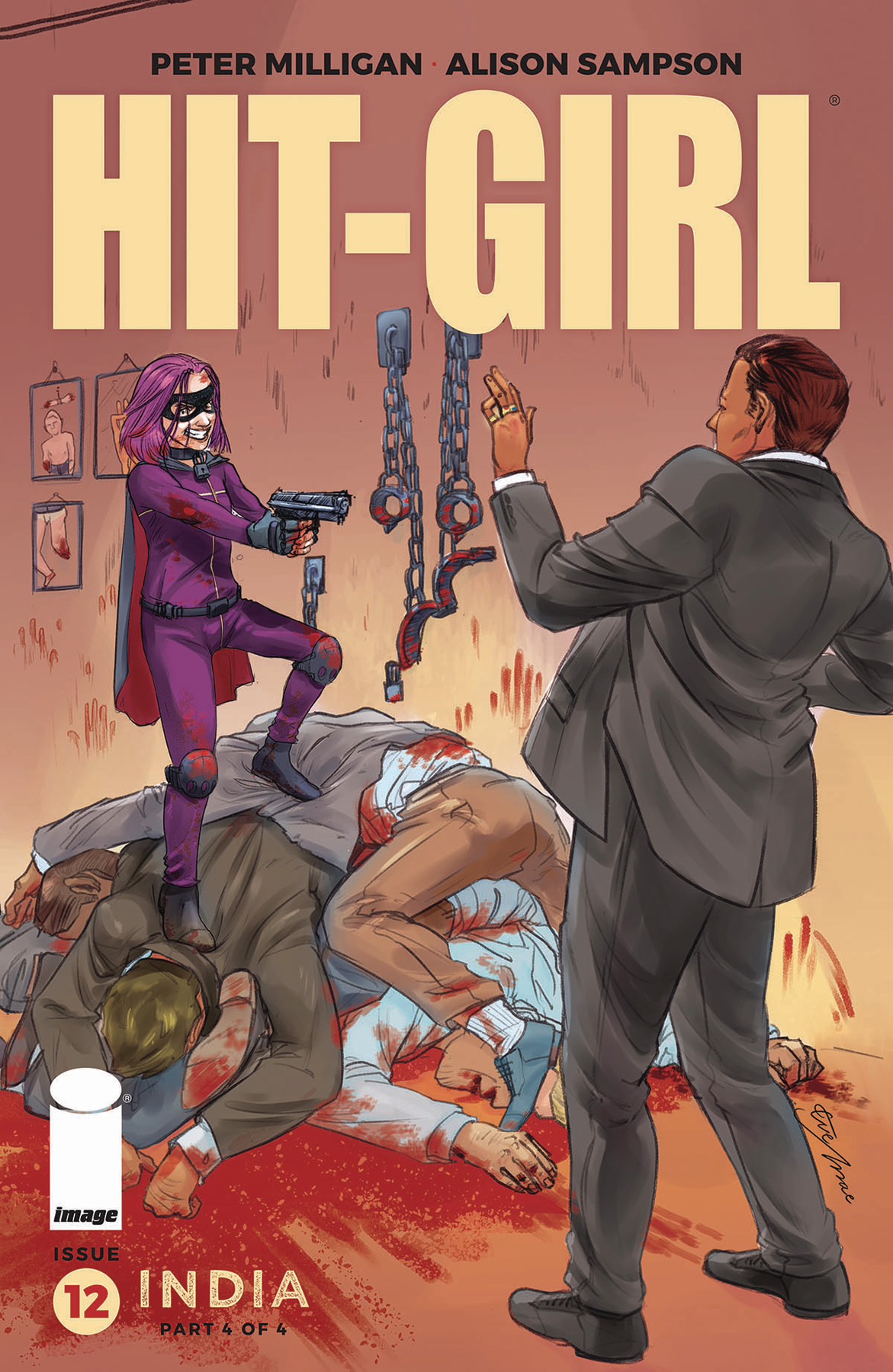 HIT-GIRL SEASON TWO #12 CVR C ROMAN (MR)