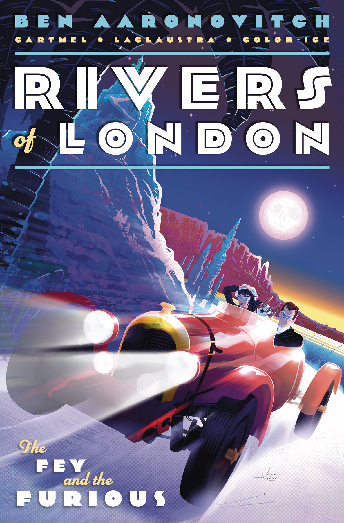 RIVERS OF LONDON FEY & THE FURIOUS #3 (MR)