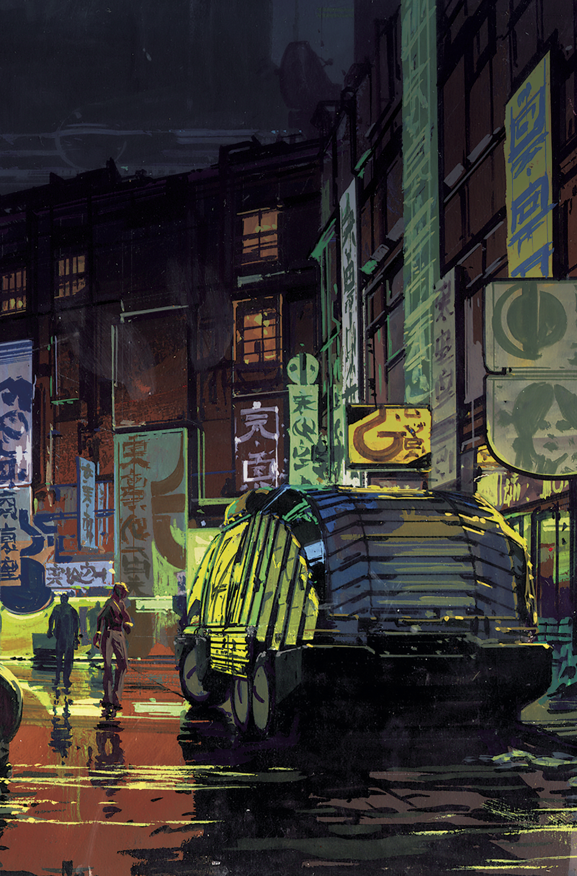 BLADE RUNNER 2019 SYD MEAD PACK