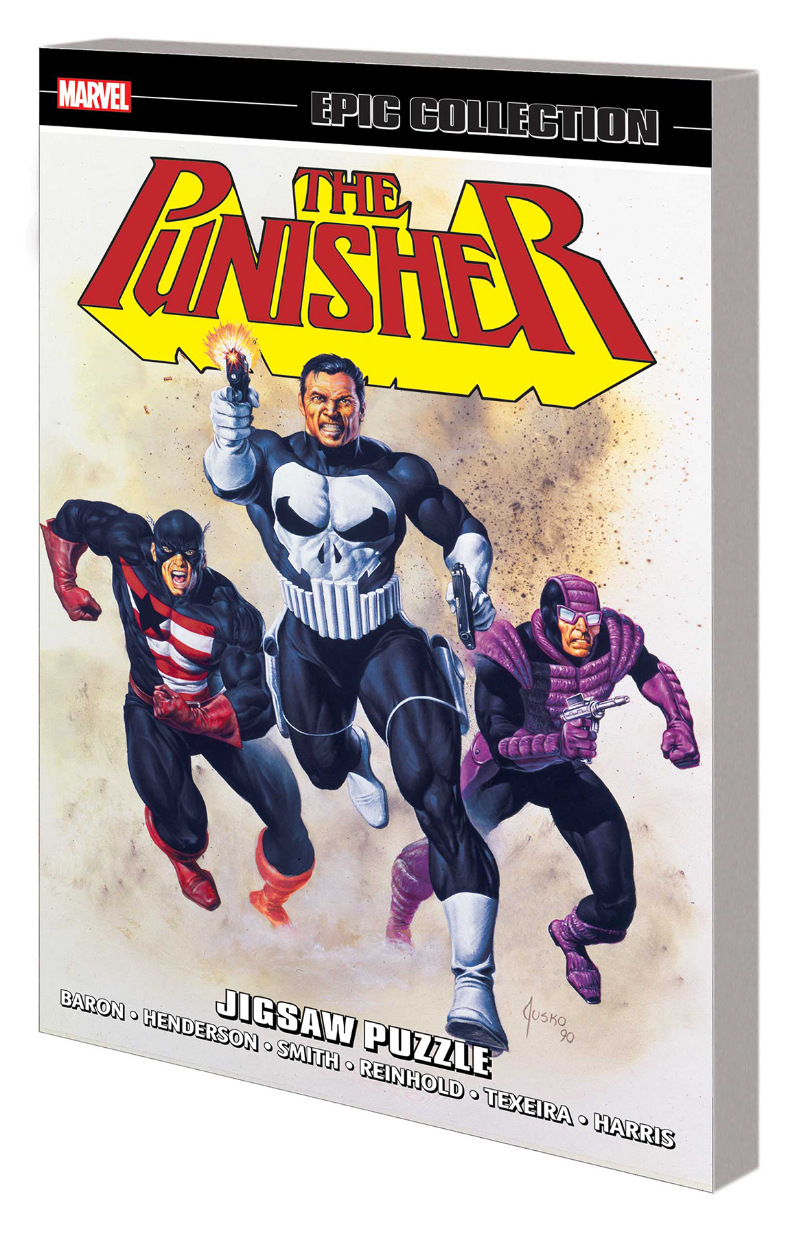 PUNISHER EPIC COLLECTION TP JIGSAW PUZZLE