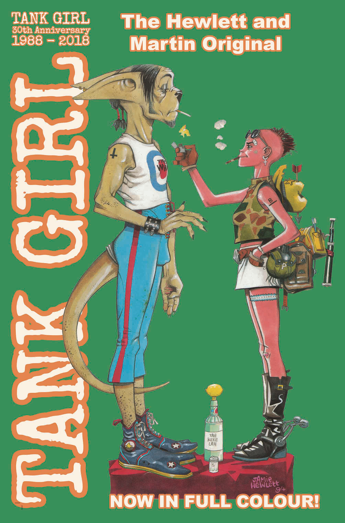 Image result for TANK GIRL FULL COLOR CLASSICS 1993-1994