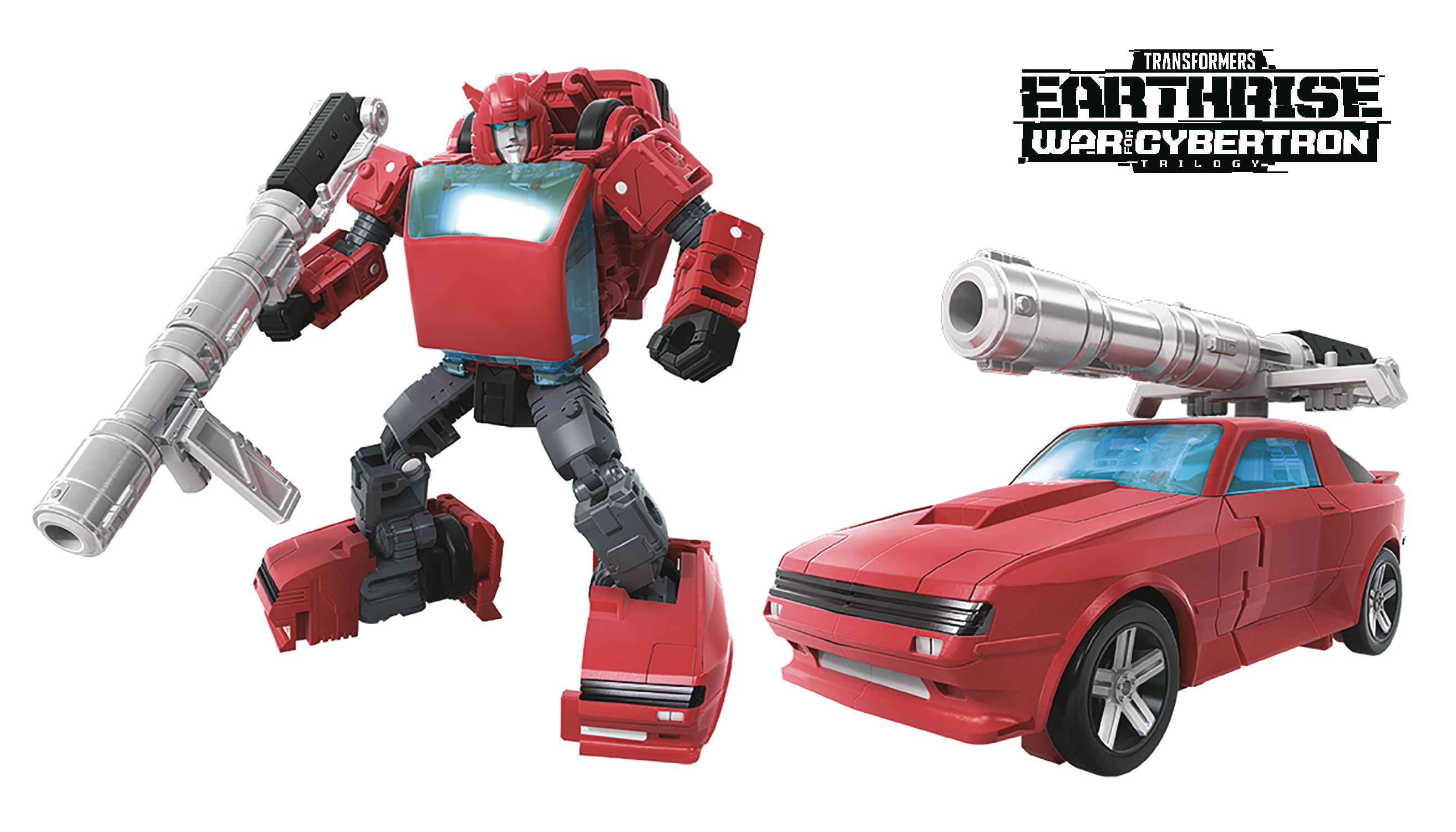 TRANSFORMERS GEN WFCE CLIFFJUMPER DLX AF CS