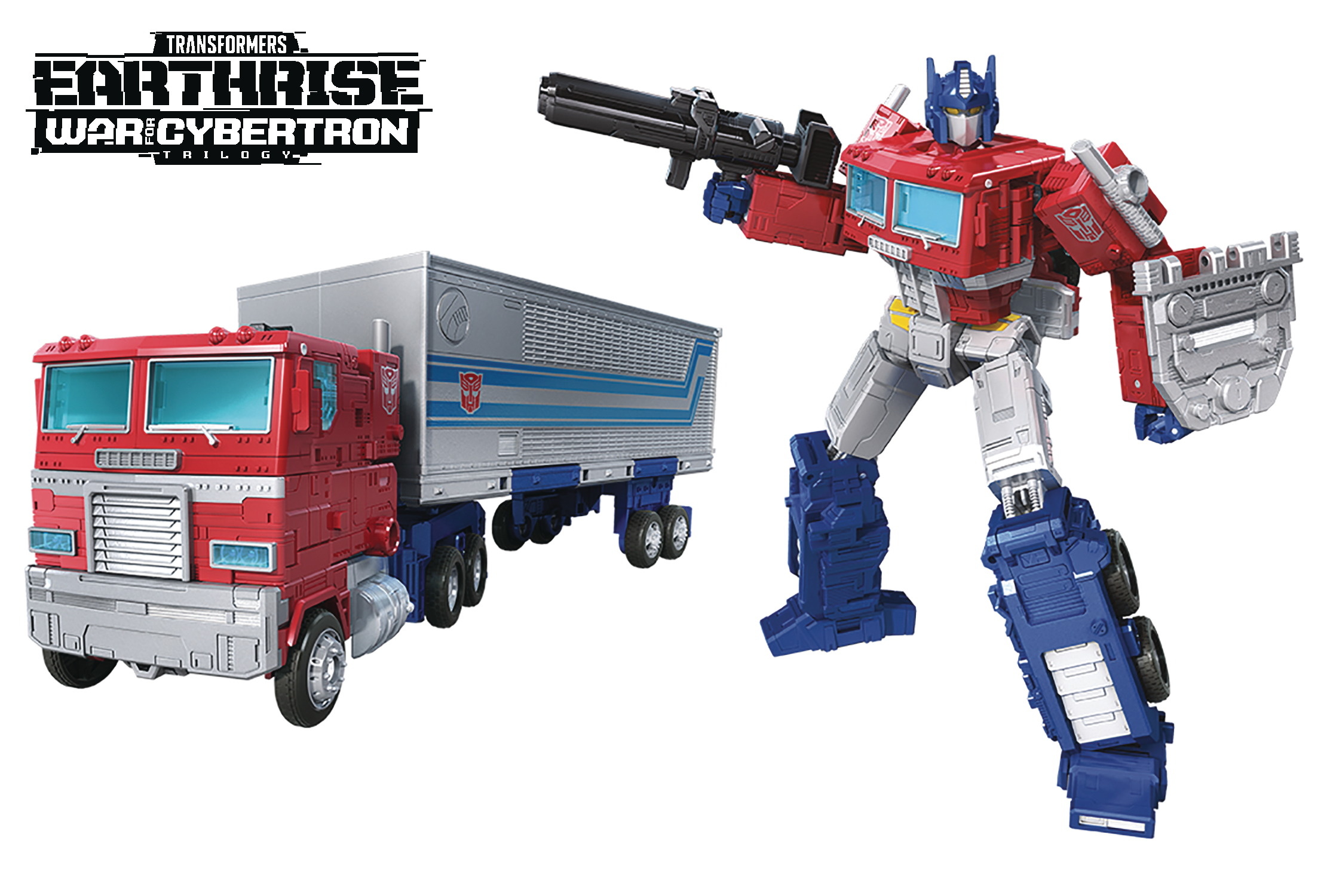TRANSFORMERS GEN WFCE OPTIMUS PRIME LEADER AF CS