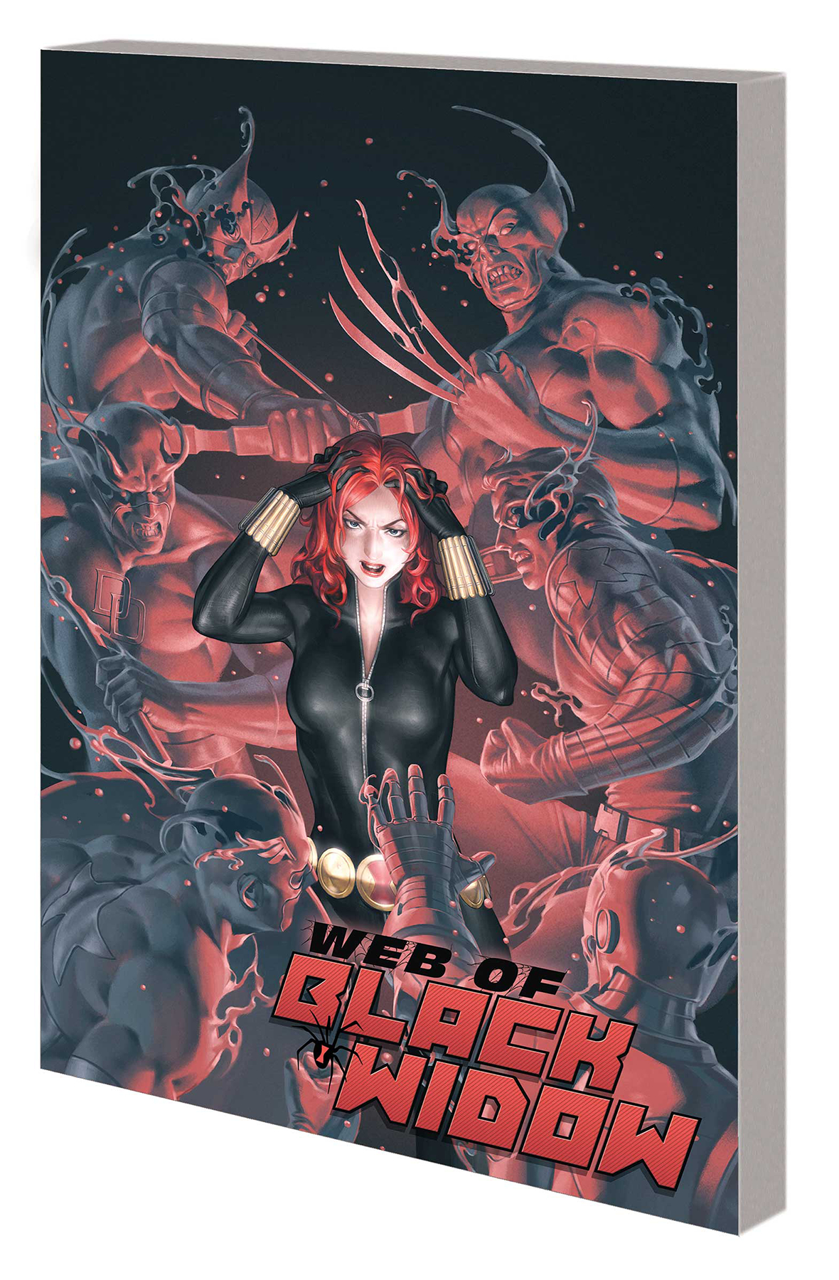 WEB OF BLACK WIDOW TP