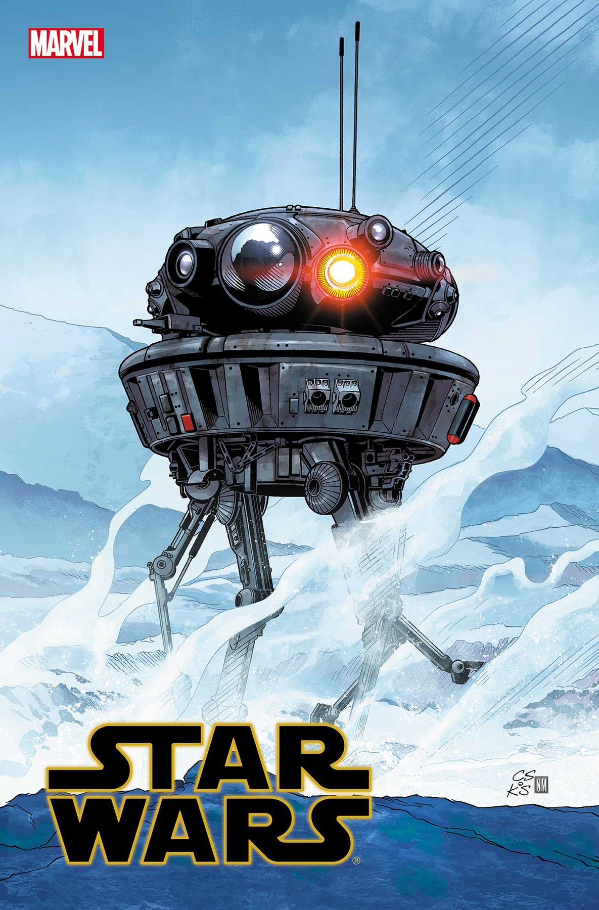 STAR WARS #1 SPROUSE EMPIRE STRIKES BACK VAR