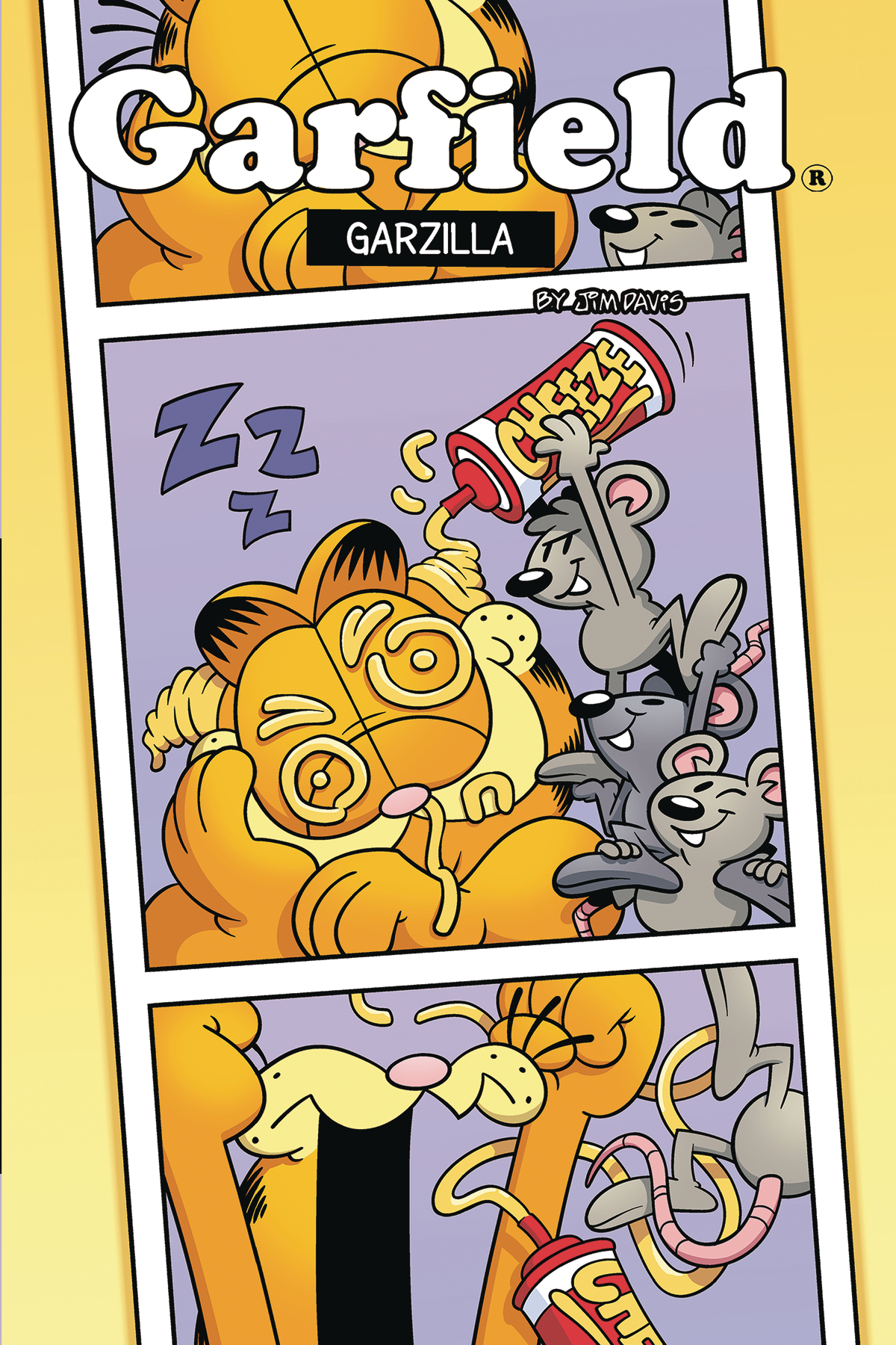 GARFIELD TP VOL 10 GARZILLA