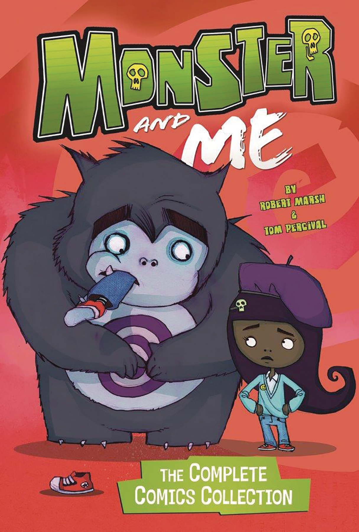 MONSTER AND ME COMPLETE COLLECTION GN