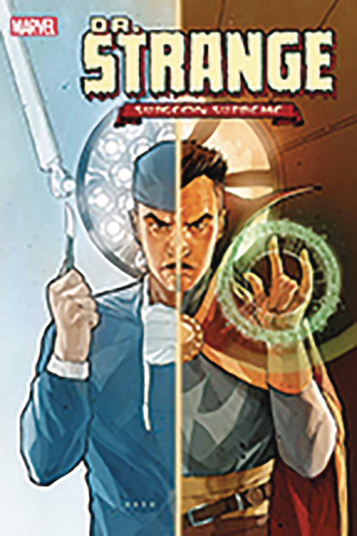 DF DOCTOR STRANGE SURGEON SUPREME #1 SGN WAID
