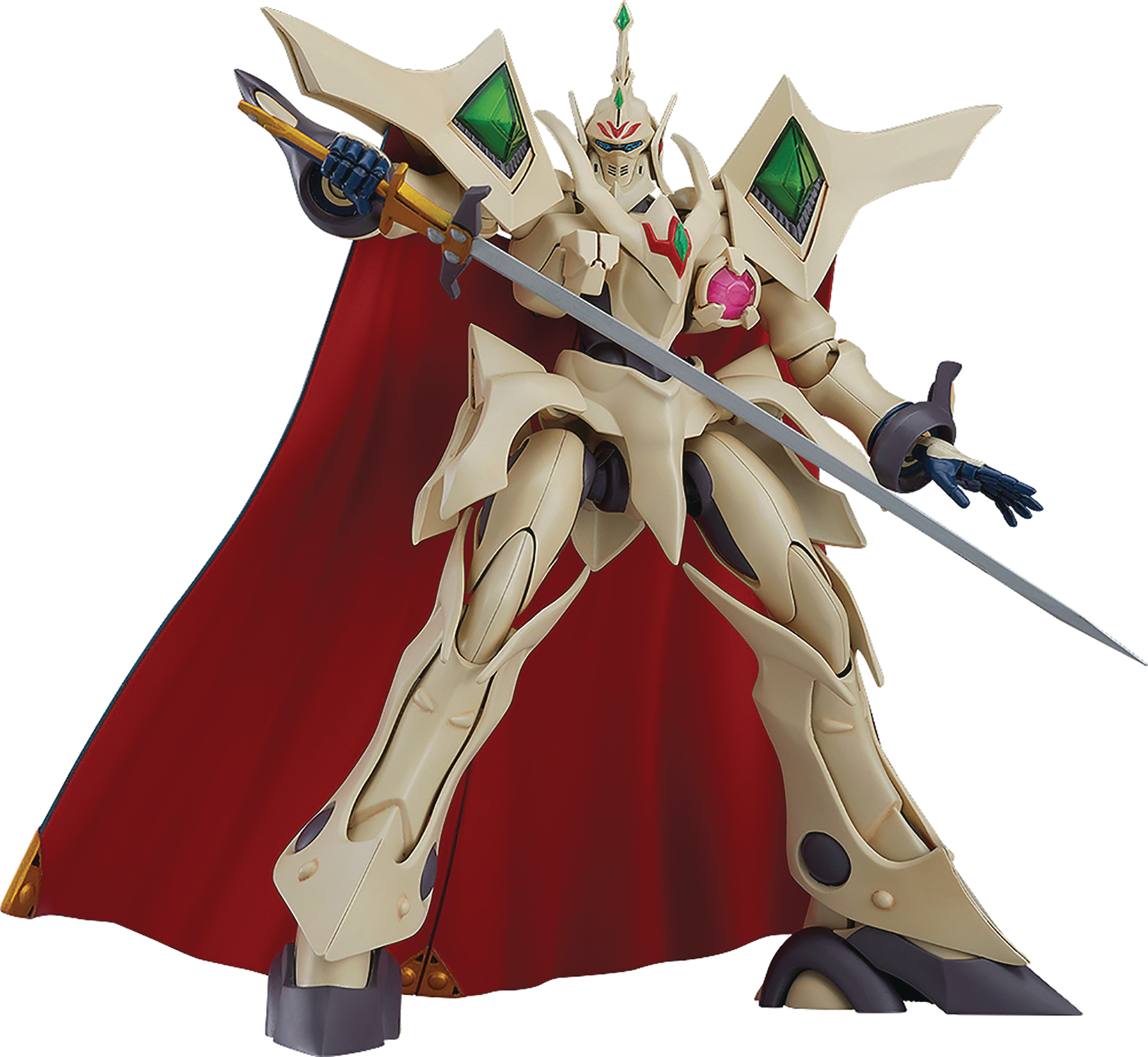 VISION OF ESCAFLOWNE MODEROID PLASTIC MDL KIT