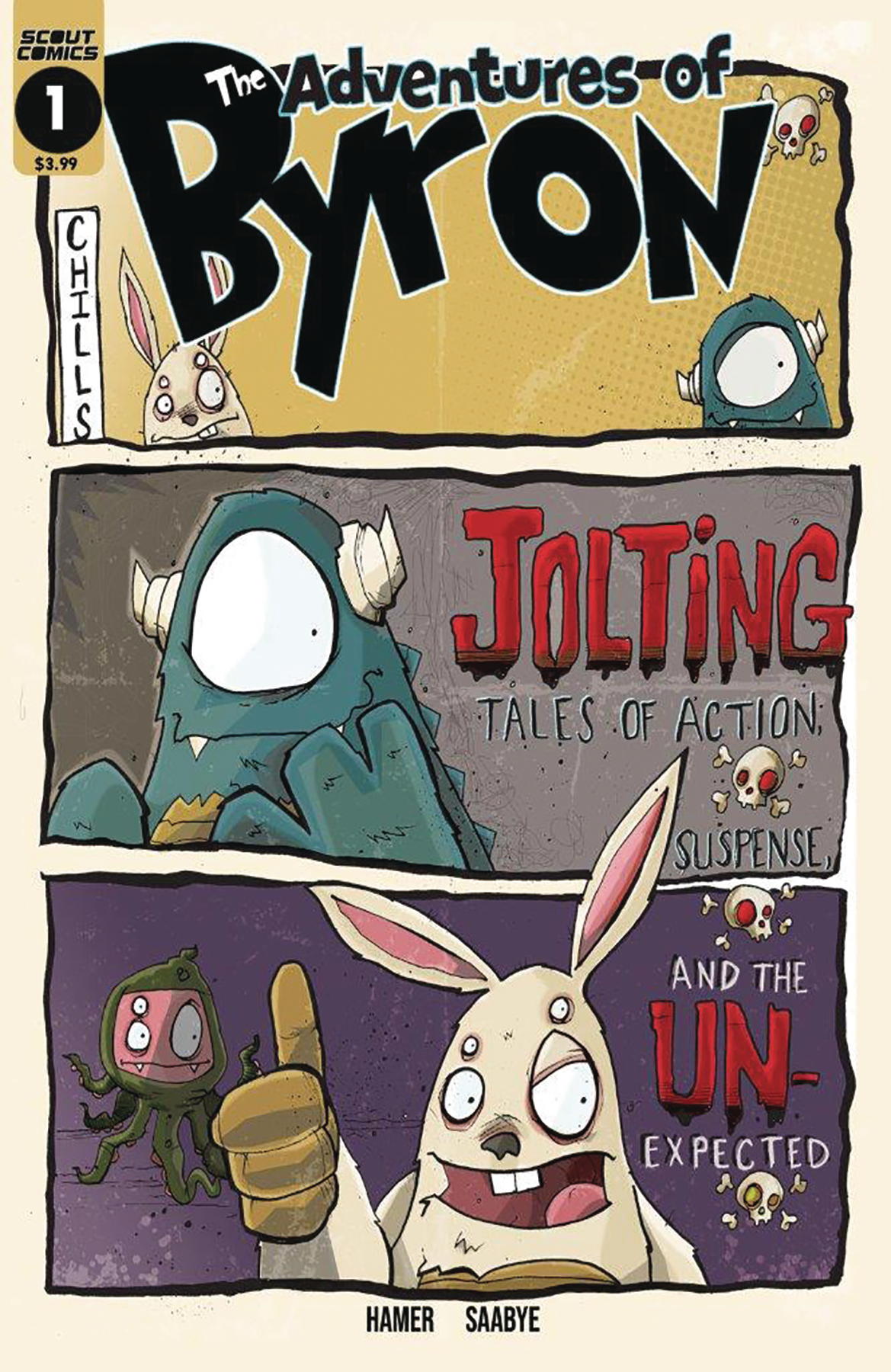 ADVENTURES OF BYRON ONE SHOT