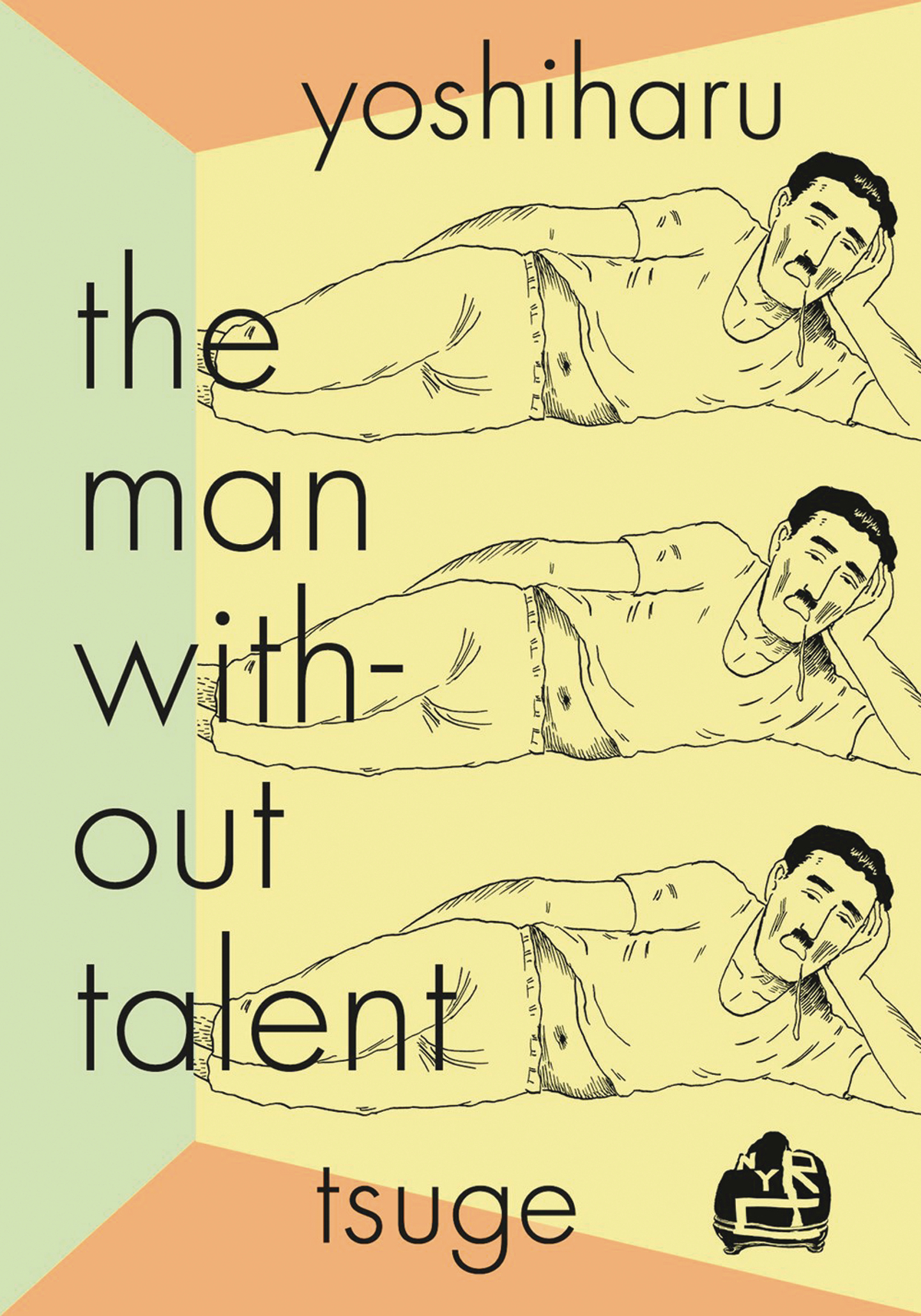 MAN WITHOUT TALENT GN