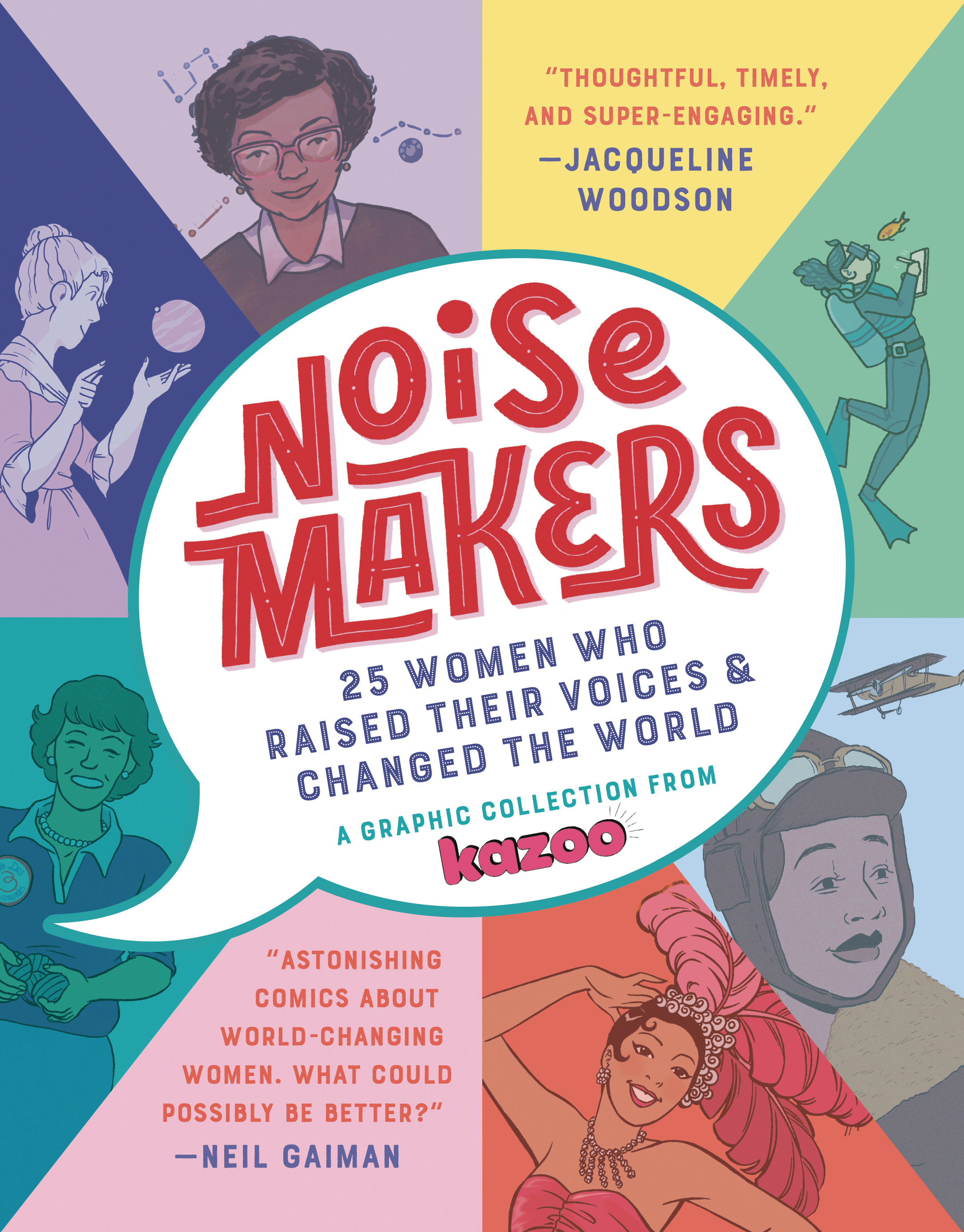 NOISEMAKERS 25 WOMEN RAISED THEIR VOICES SC