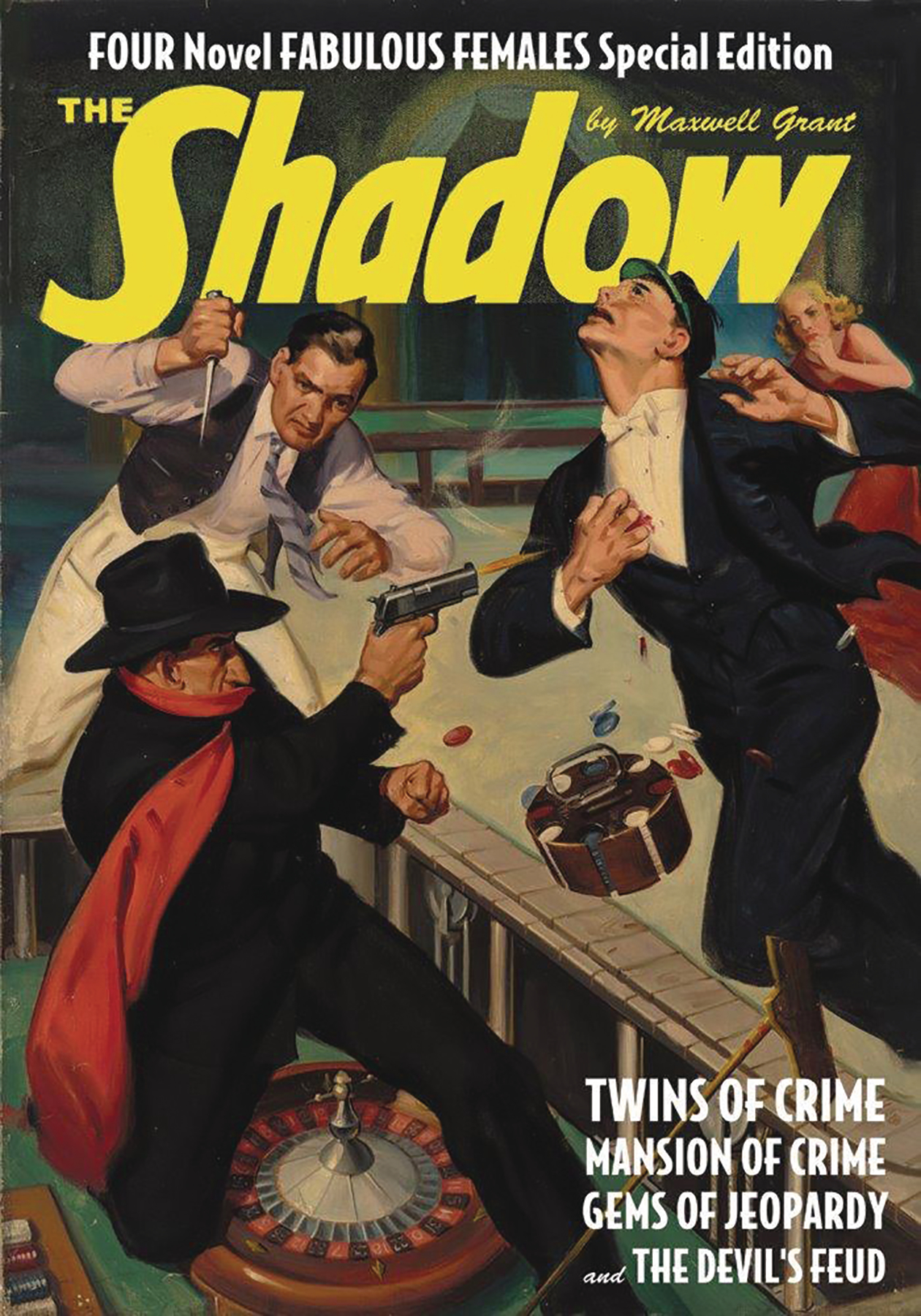 SHADOW NOVEL SC VOL 150 (OF 151) WOMEN OF THE SHADOW SPECIAL